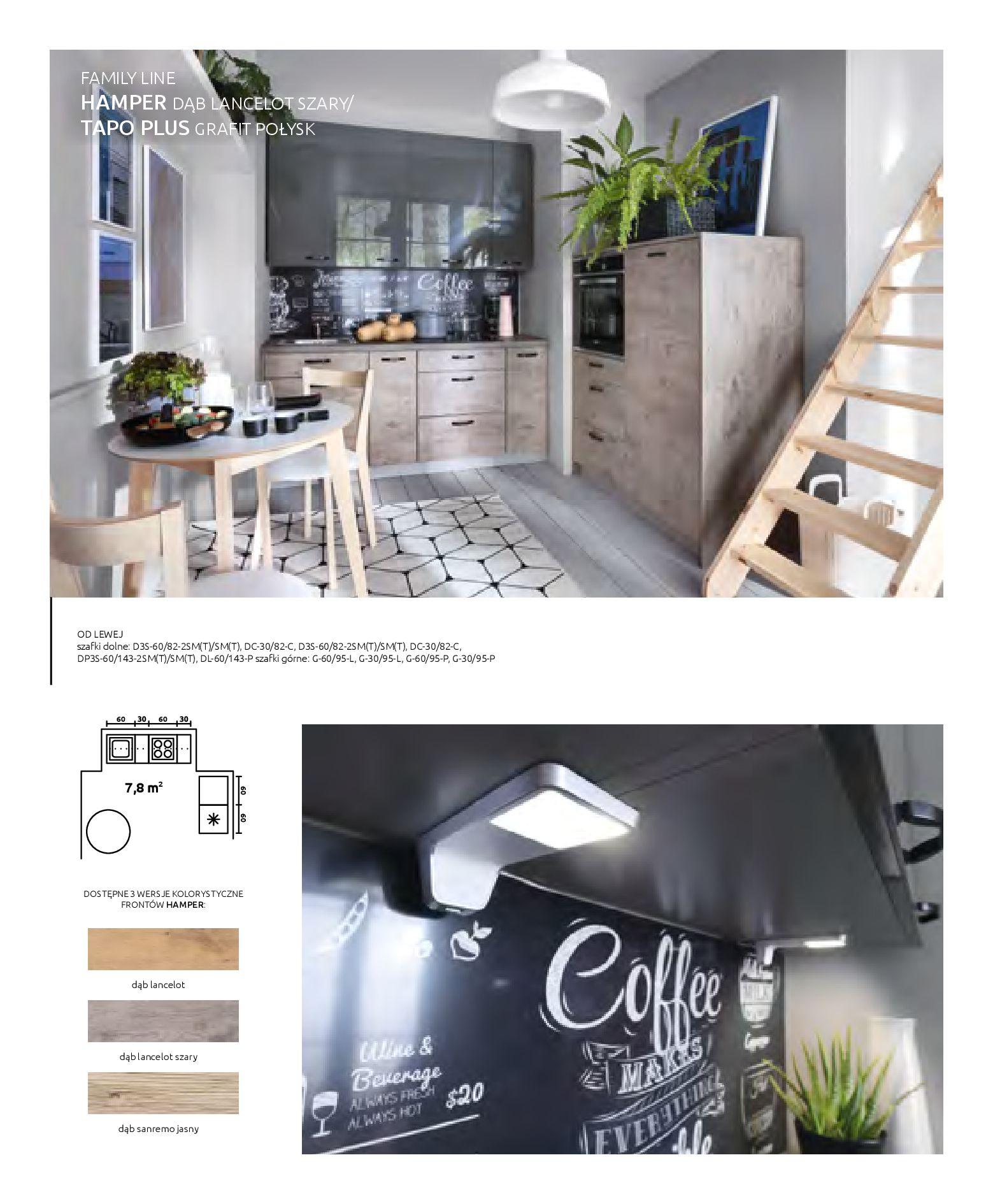 Gazetka Black Red White: Katalog - Kuchnie modułowe 2019-04-01 page-8