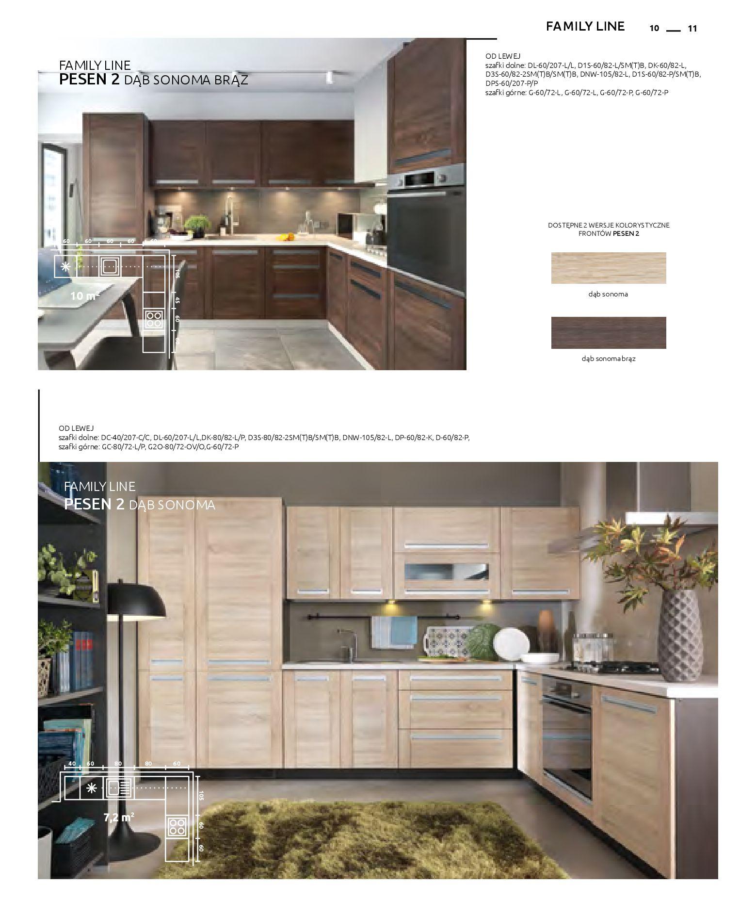 Gazetka Black Red White: Katalog - Kuchnie modułowe 2019-04-01 page-11