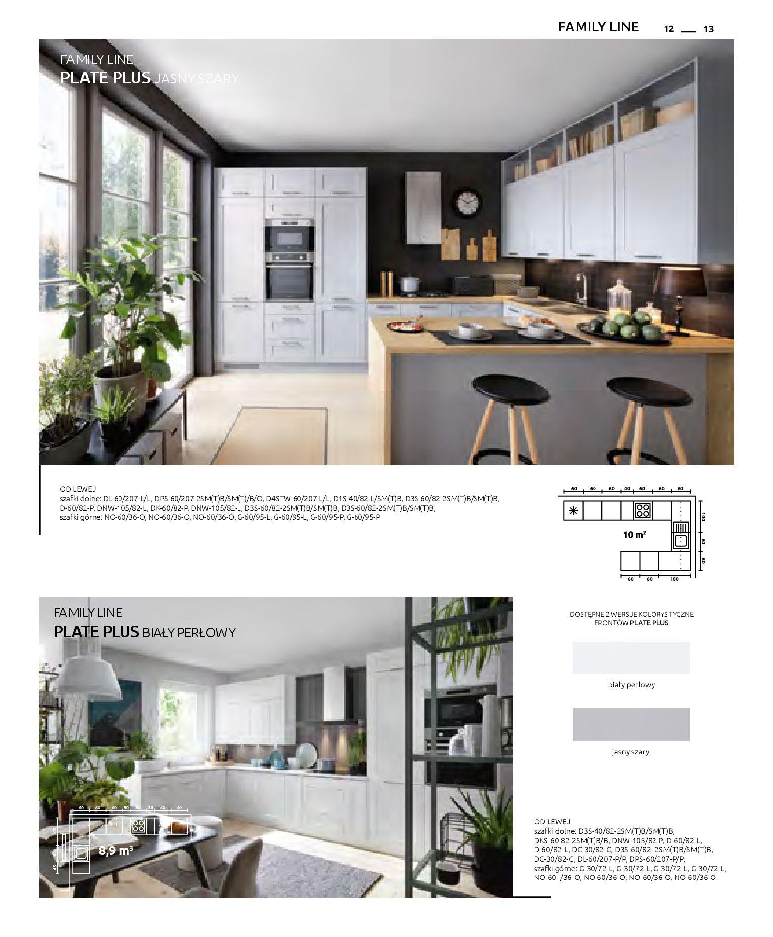Gazetka Black Red White: Katalog - Kuchnie modułowe 2019-04-01 page-13