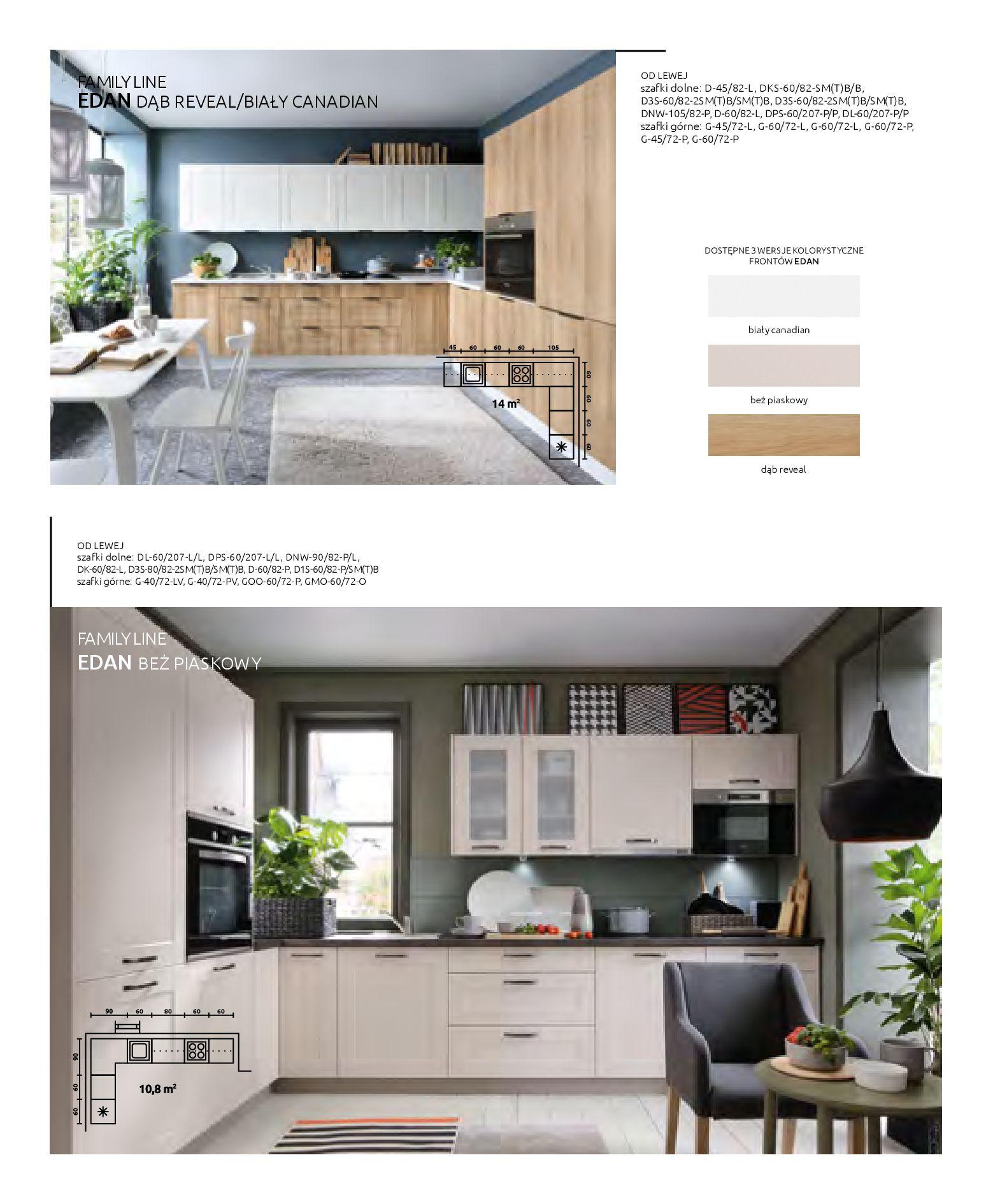 Gazetka Black Red White: Katalog - Kuchnie modułowe 2019-04-01 page-14