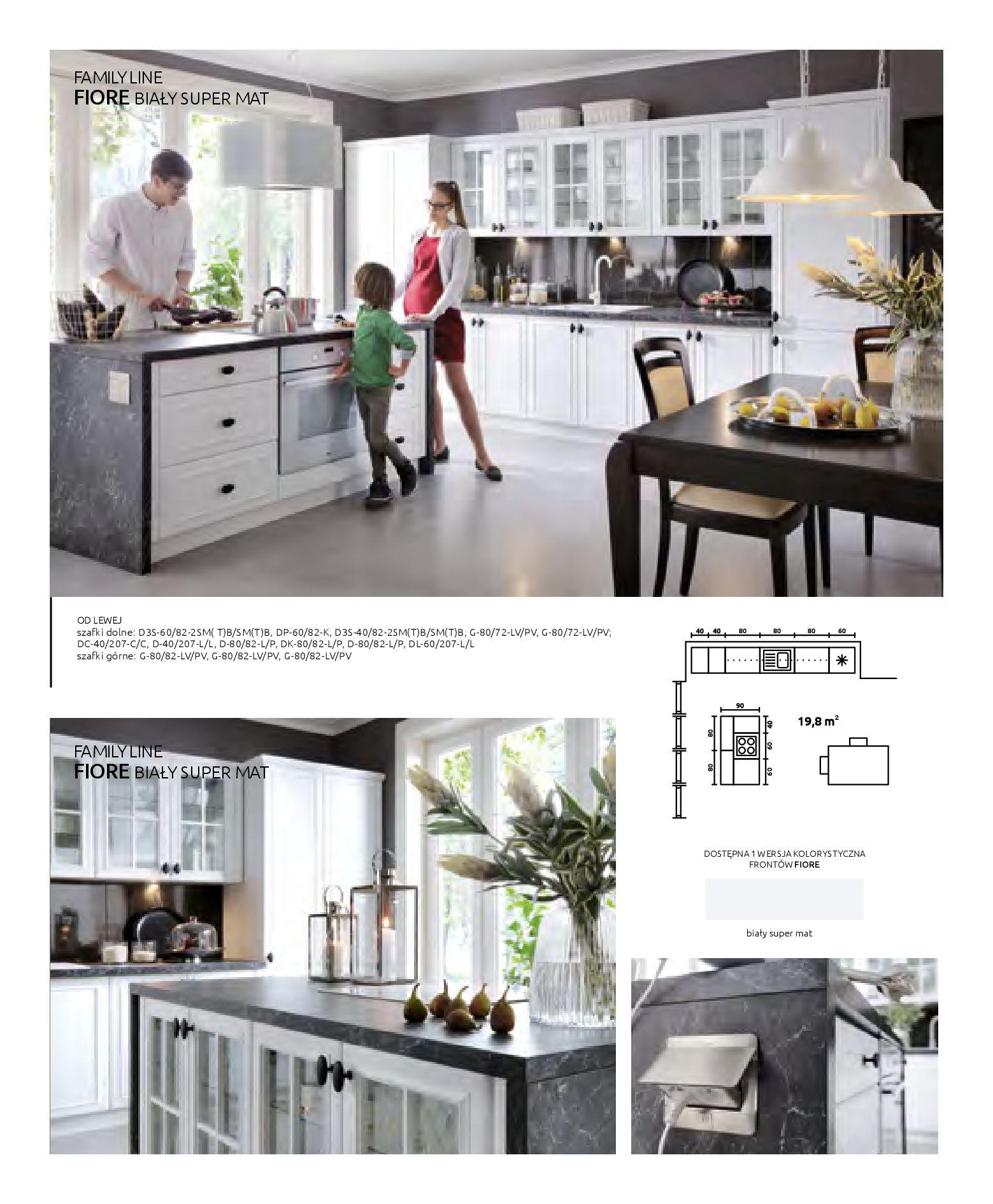Gazetka Black Red White: Katalog - Kuchnie modułowe 2019-04-01 page-18