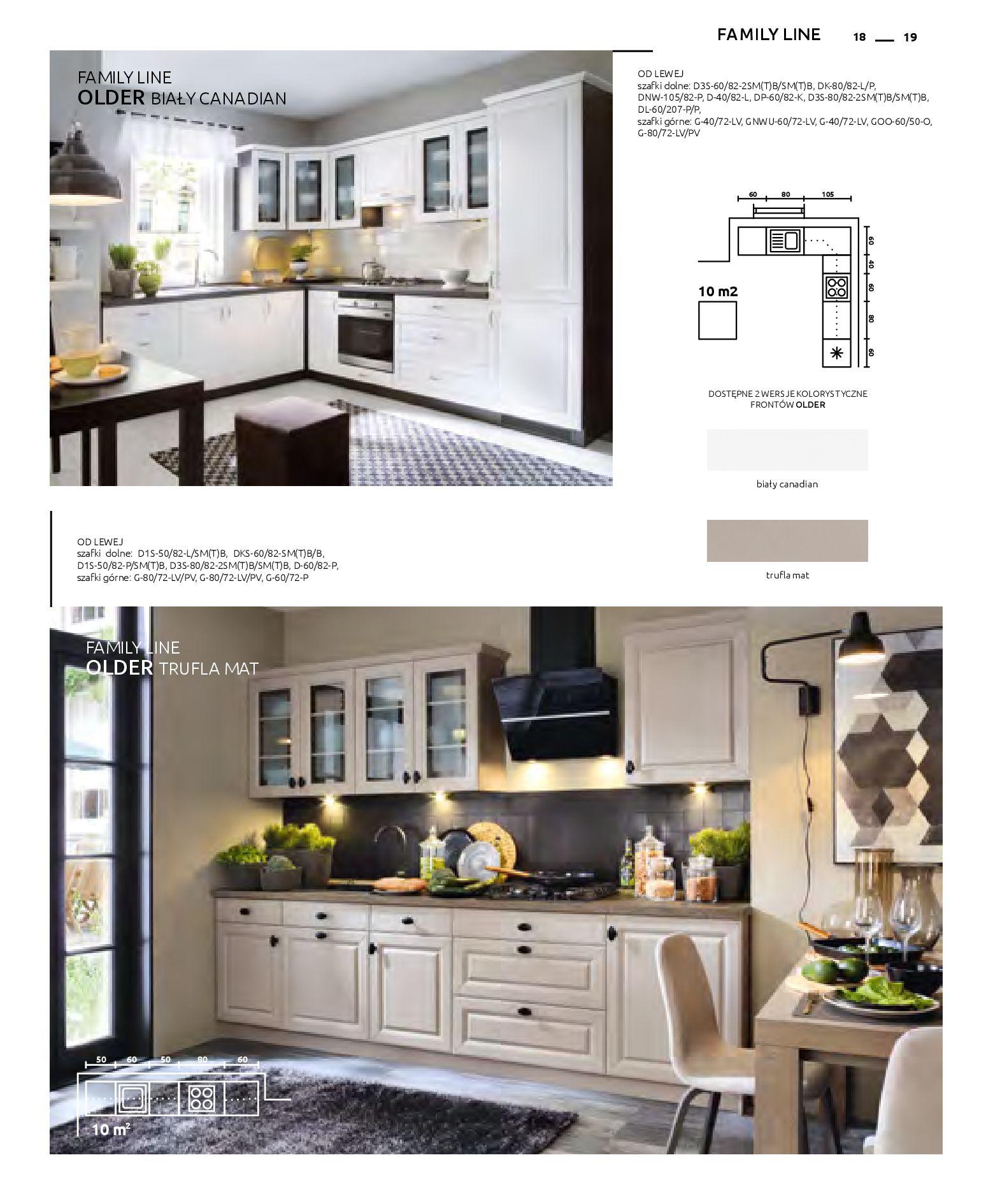 Gazetka Black Red White: Katalog - Kuchnie modułowe 2019-04-01 page-19