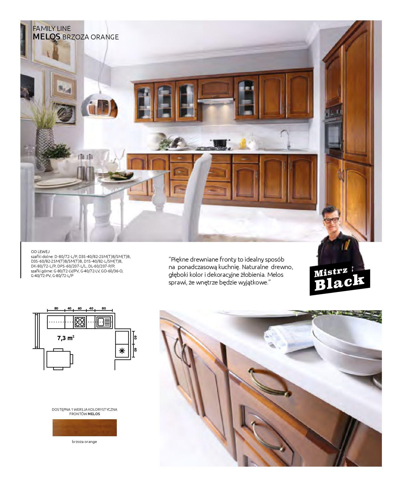 Gazetka Black Red White: Katalog - Kuchnie modułowe 2019-04-01 page-20
