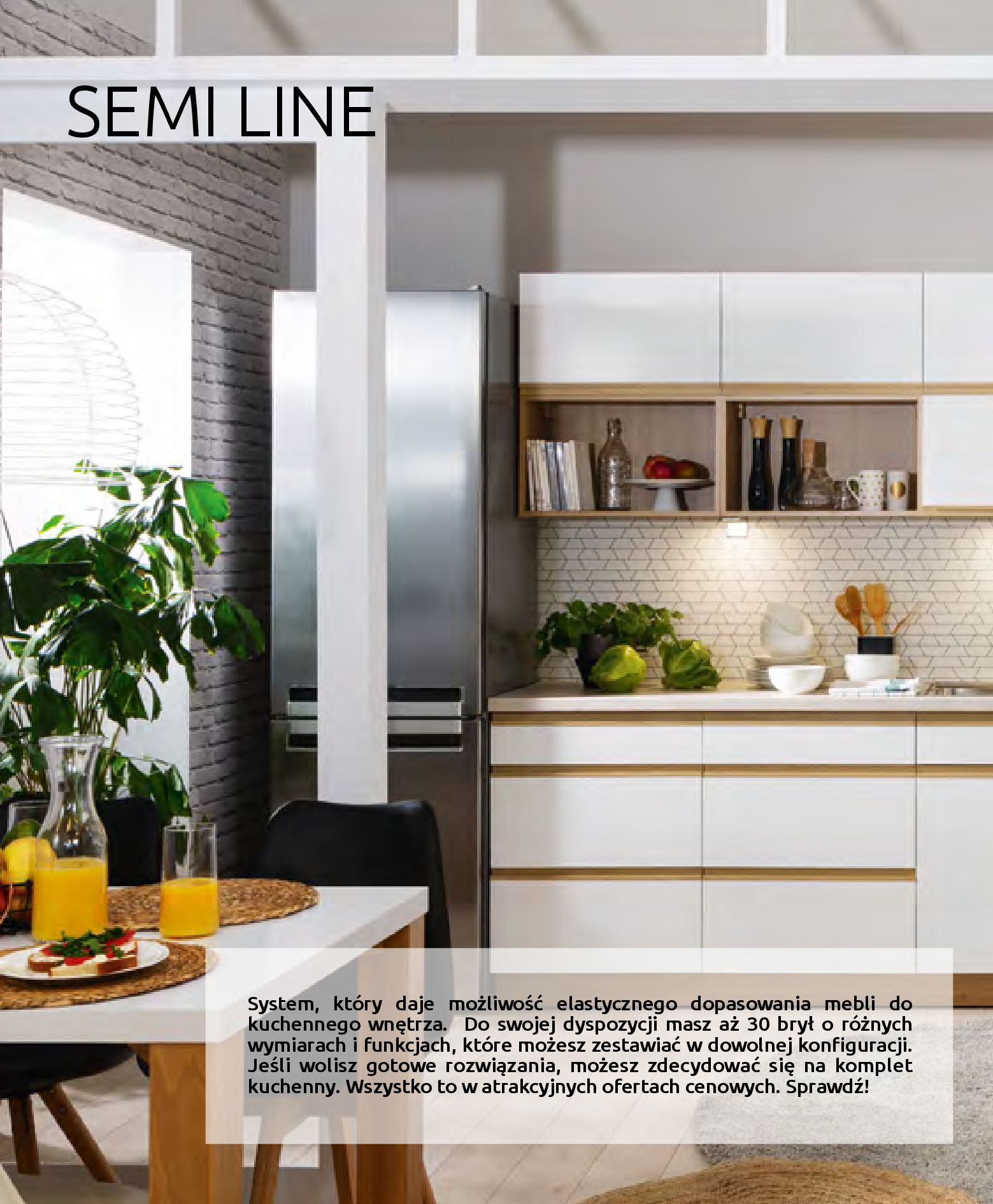 Gazetka Black Red White: Katalog - Kuchnie modułowe 2019-04-01 page-26