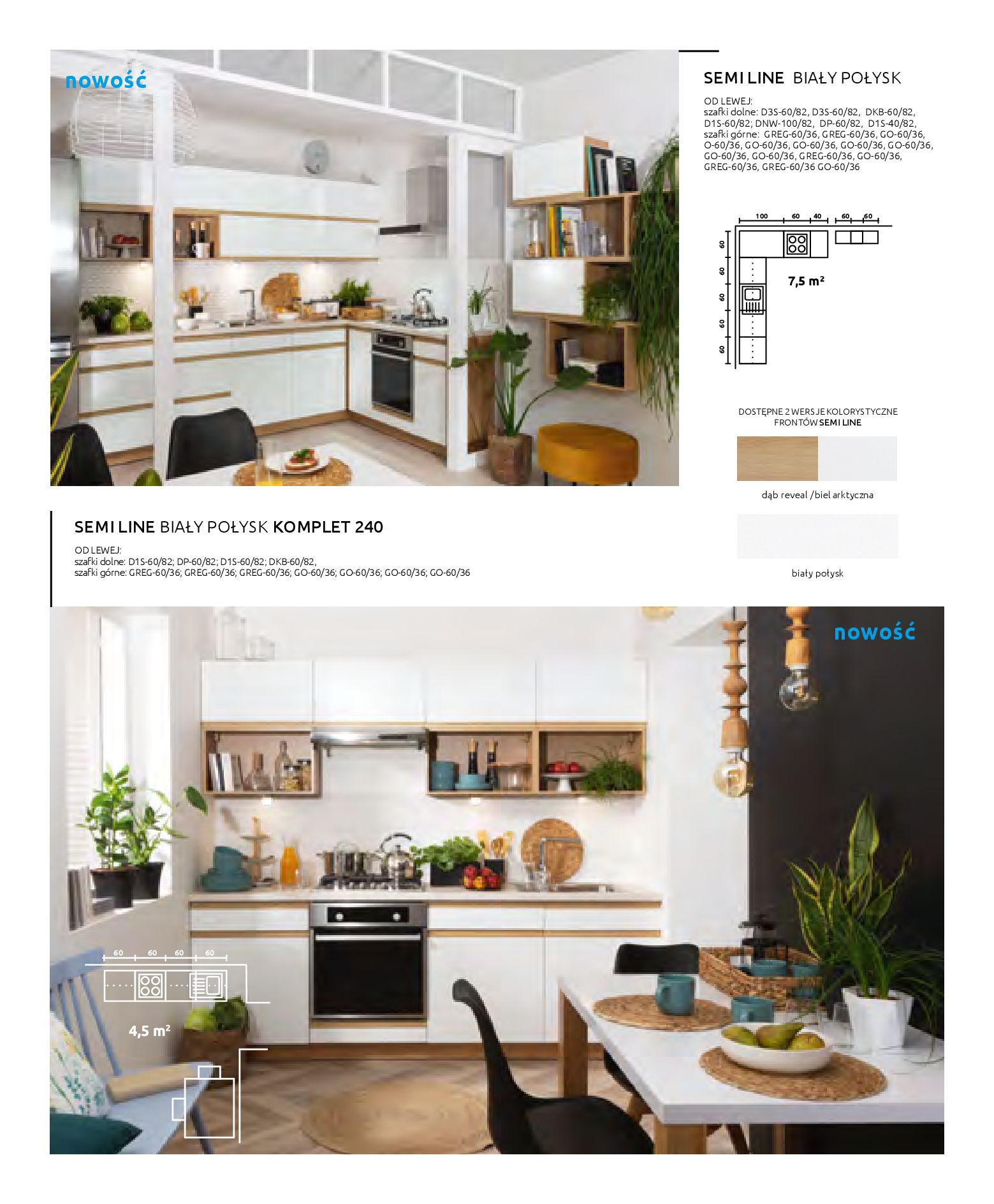 Gazetka Black Red White: Katalog - Kuchnie modułowe 2019-04-01 page-28
