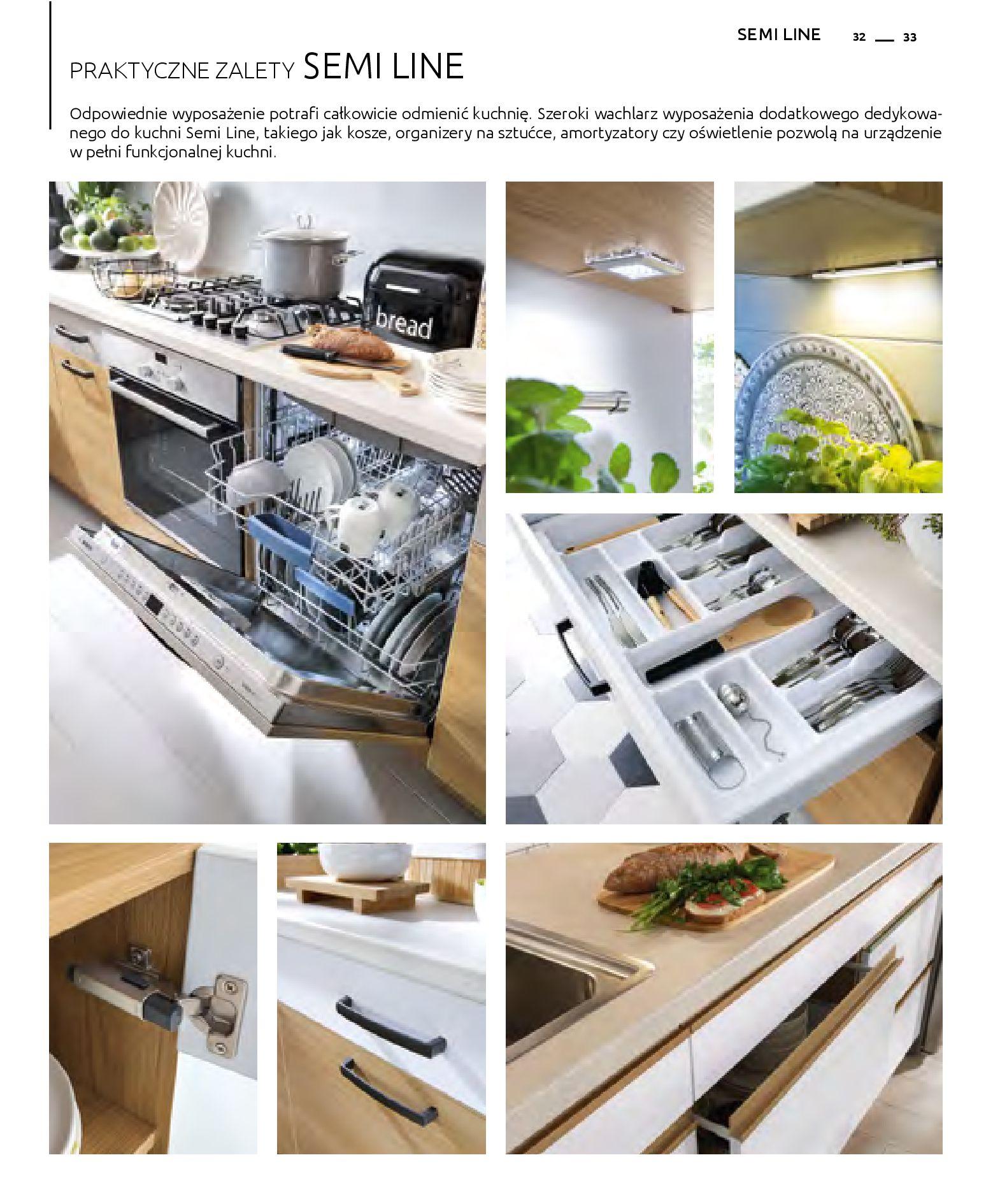 Gazetka Black Red White: Katalog - Kuchnie modułowe 2019-04-01 page-33