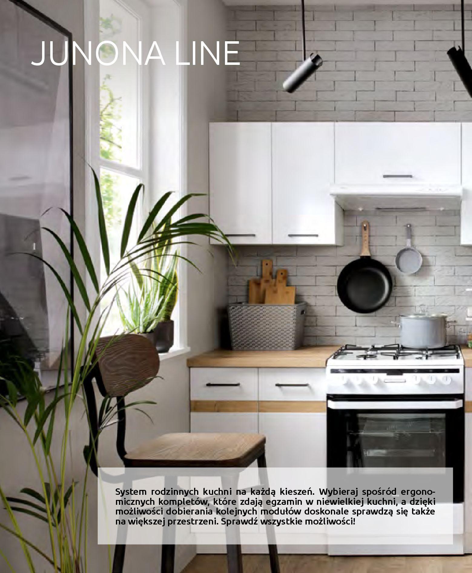 Gazetka Black Red White: Katalog - Kuchnie modułowe 2019-04-01 page-34