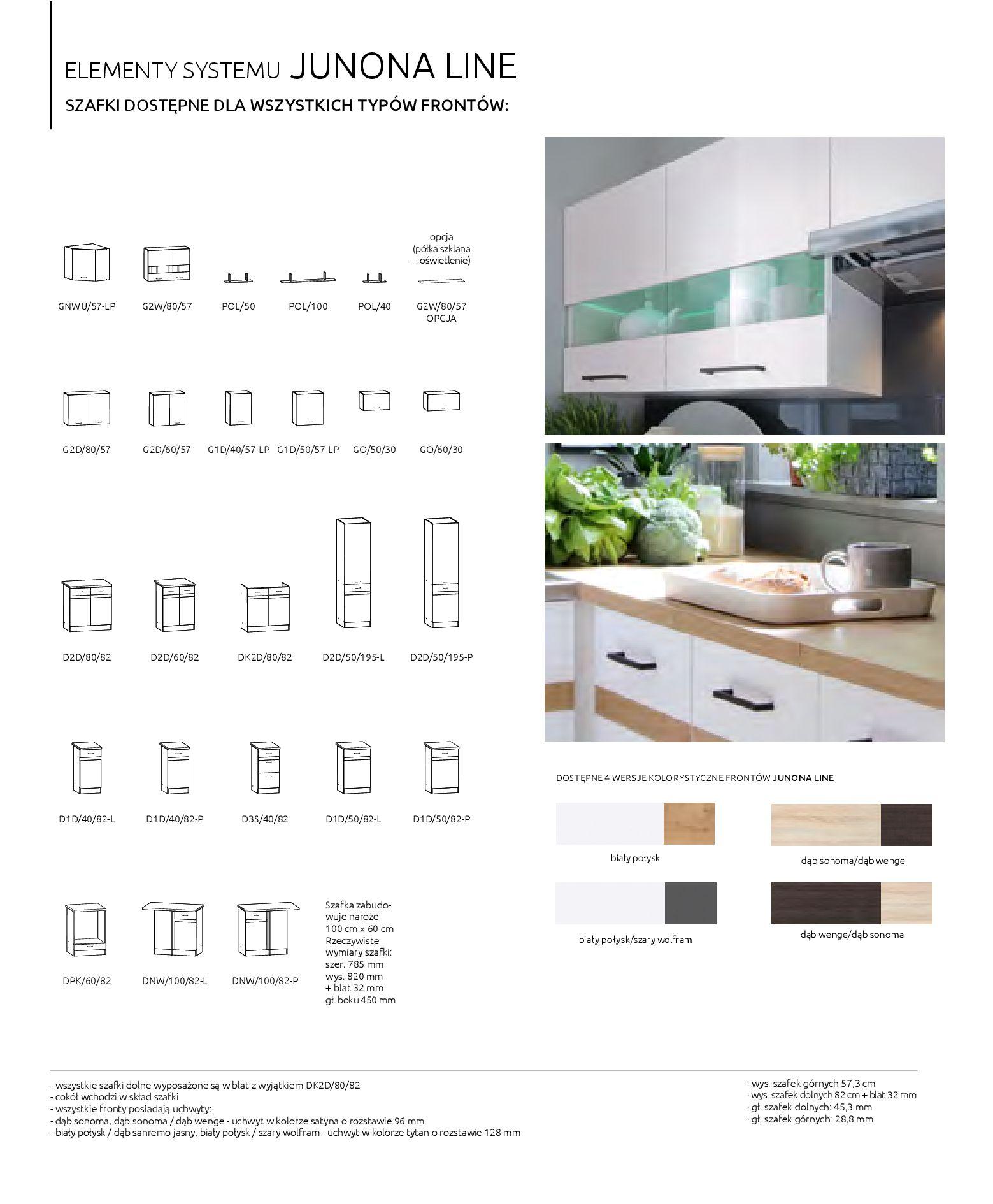 Gazetka Black Red White - Katalog - Kuchnie modułowe-31.03.2019-31.12.2020-page-38