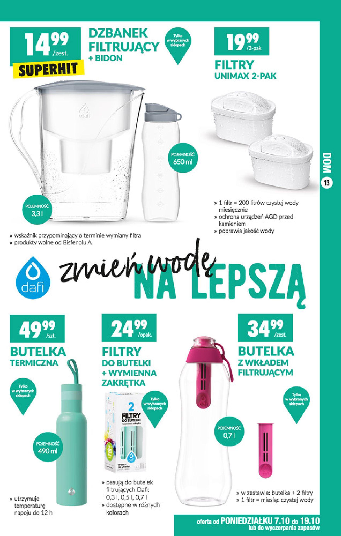 Gazetka Biedronka - Okazje tygodnia-06.10.2019-23.10.2019-page-