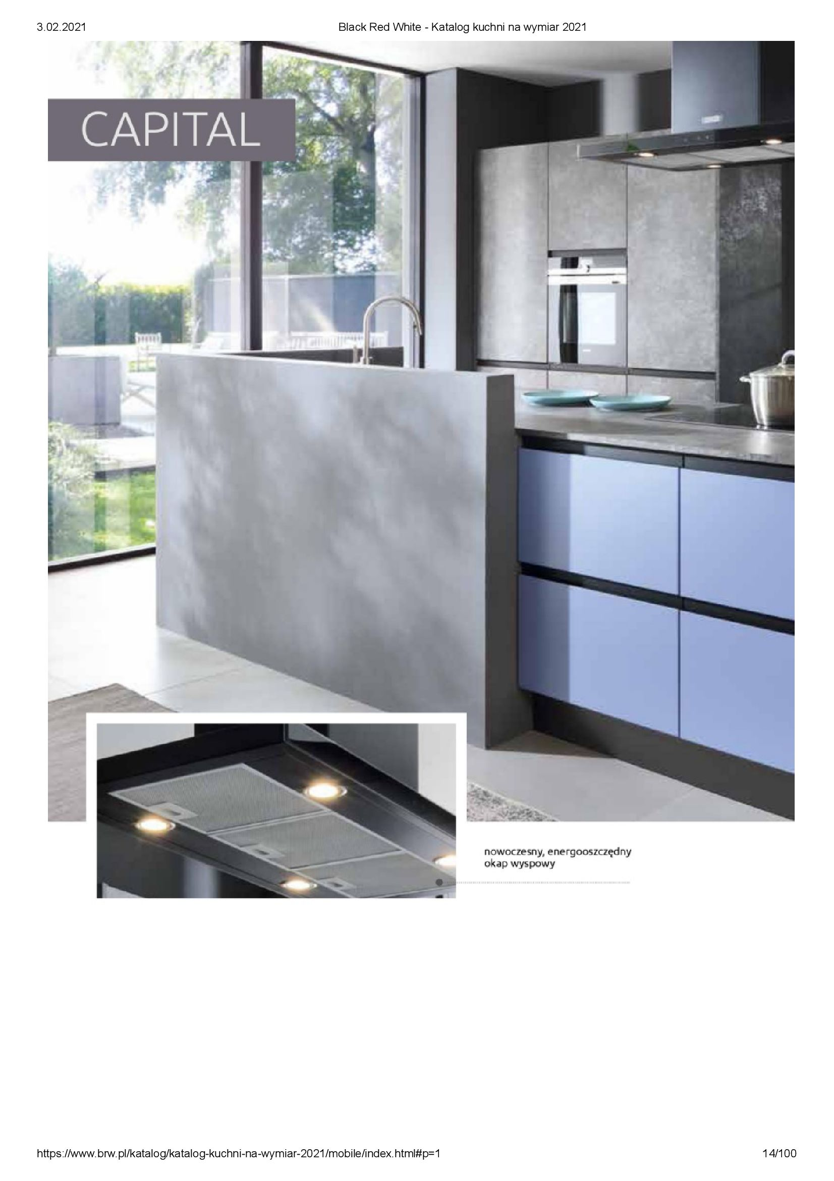 Gazetka Black Red White: Katalog - Kuchnie na wymiar Senso Kitchens 2021 2021-01-01 page-14