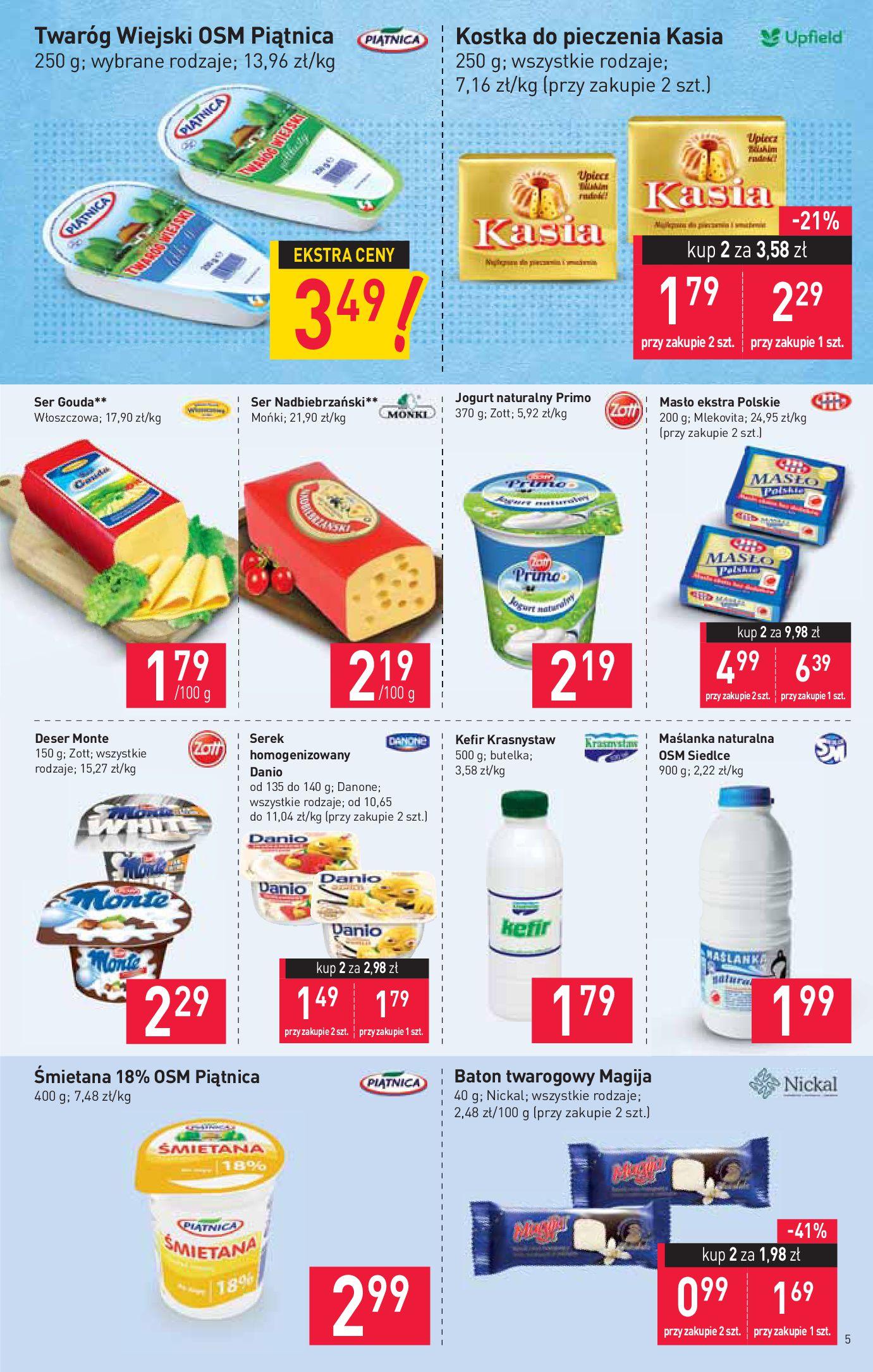 Gazetka Stokrotka Market - Oferta handlowa-25.03.2020-01.04.2020-page-5