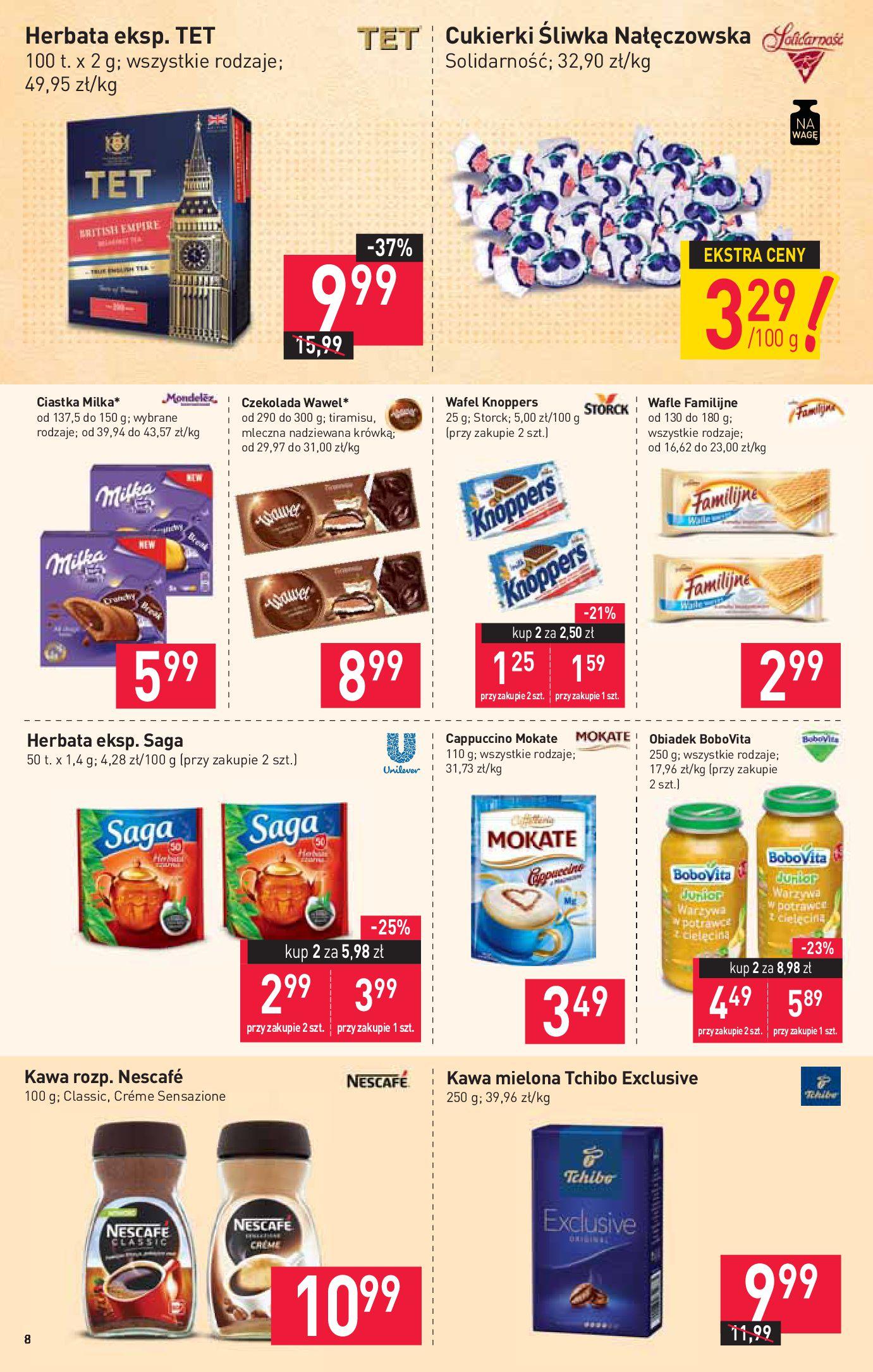 Gazetka Stokrotka Market - Oferta handlowa-25.03.2020-01.04.2020-page-8