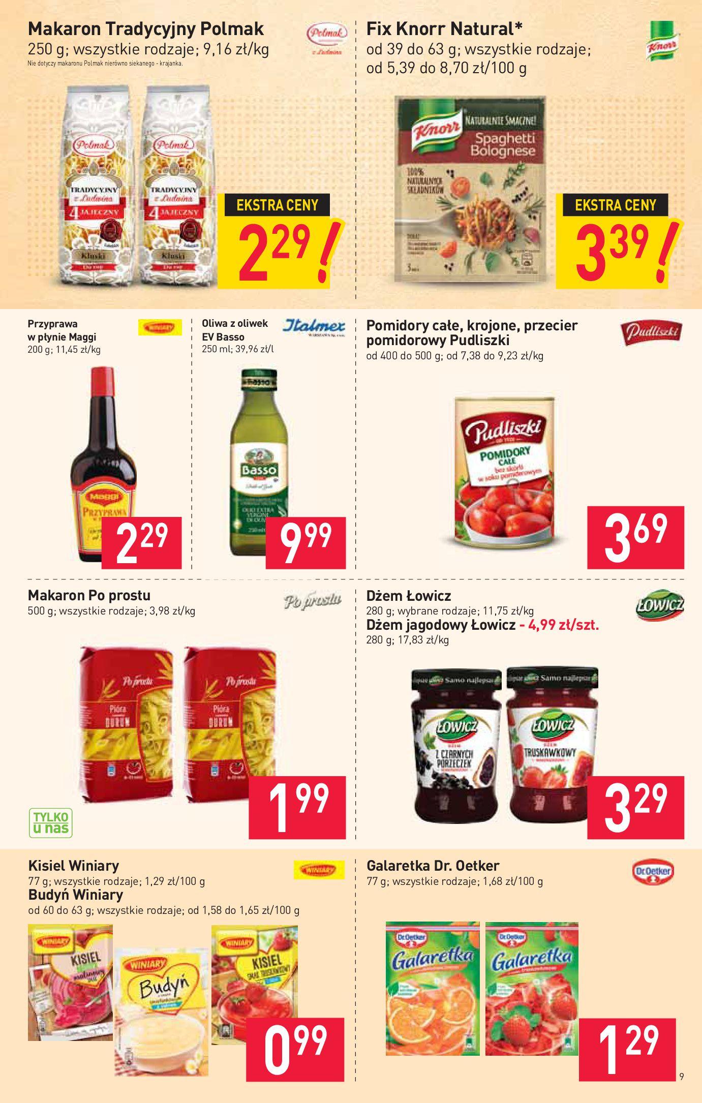 Gazetka Stokrotka Market - Oferta handlowa-25.03.2020-01.04.2020-page-9