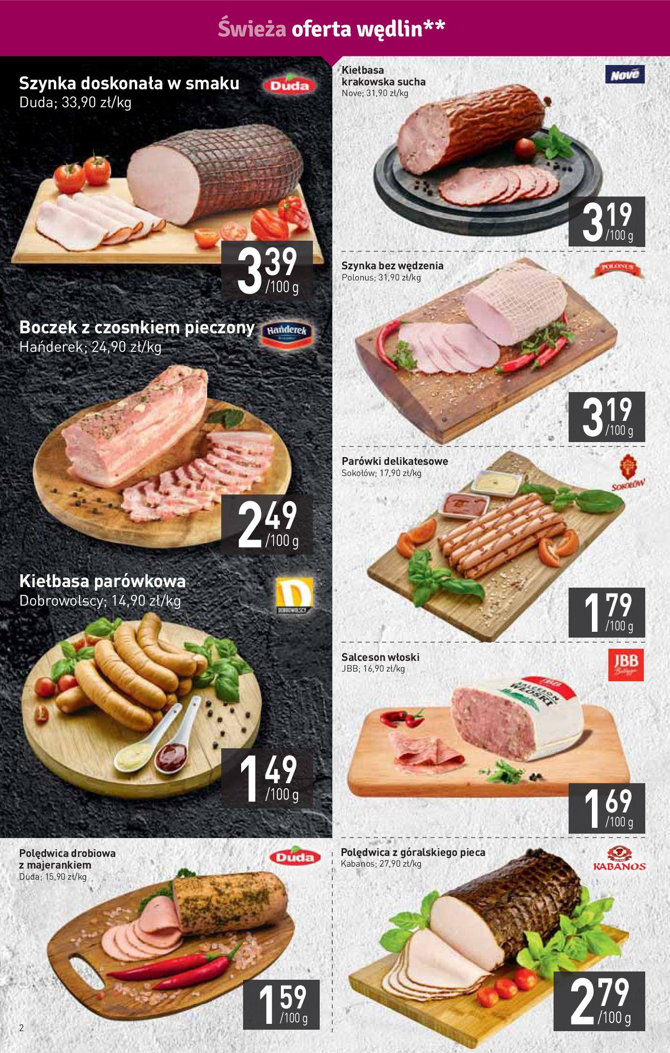 Gazetka Stokrotka Market - Oferta handlowa-25.03.2020-01.04.2020-page-2