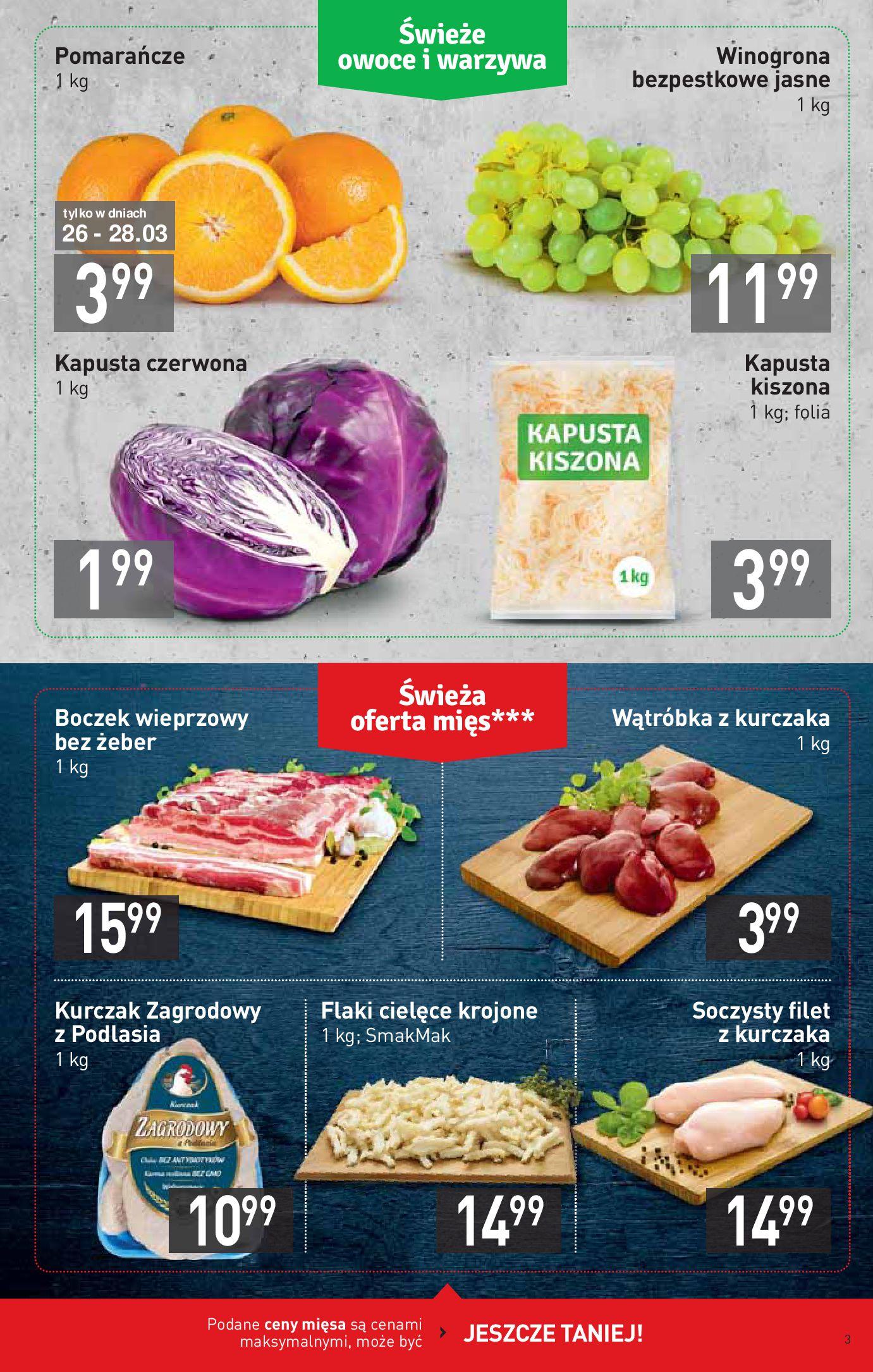 Gazetka Stokrotka Market - Oferta handlowa-25.03.2020-01.04.2020-page-3