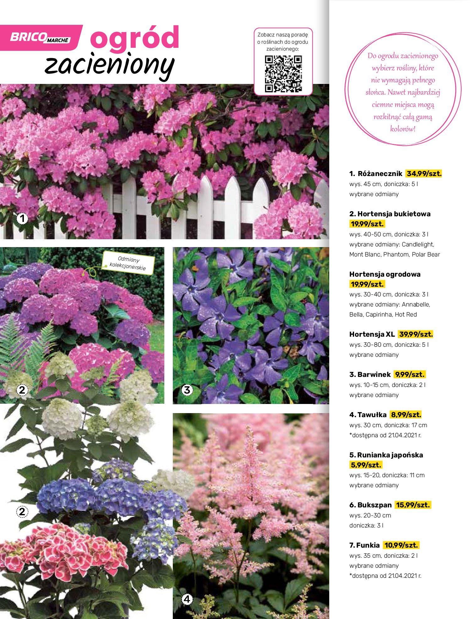Gazetka Bricomarche: Katalog wiosna 2021-03-31 page-44