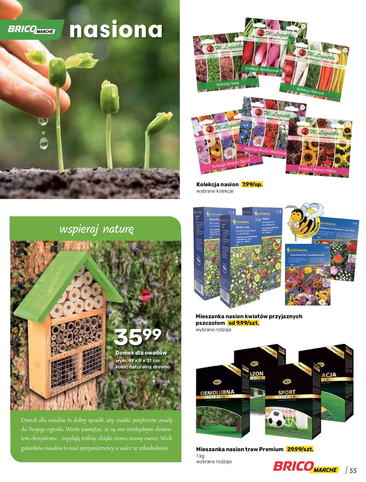 Gazetka Bricomarche: Katalog wiosna 2021-03-31 page-55