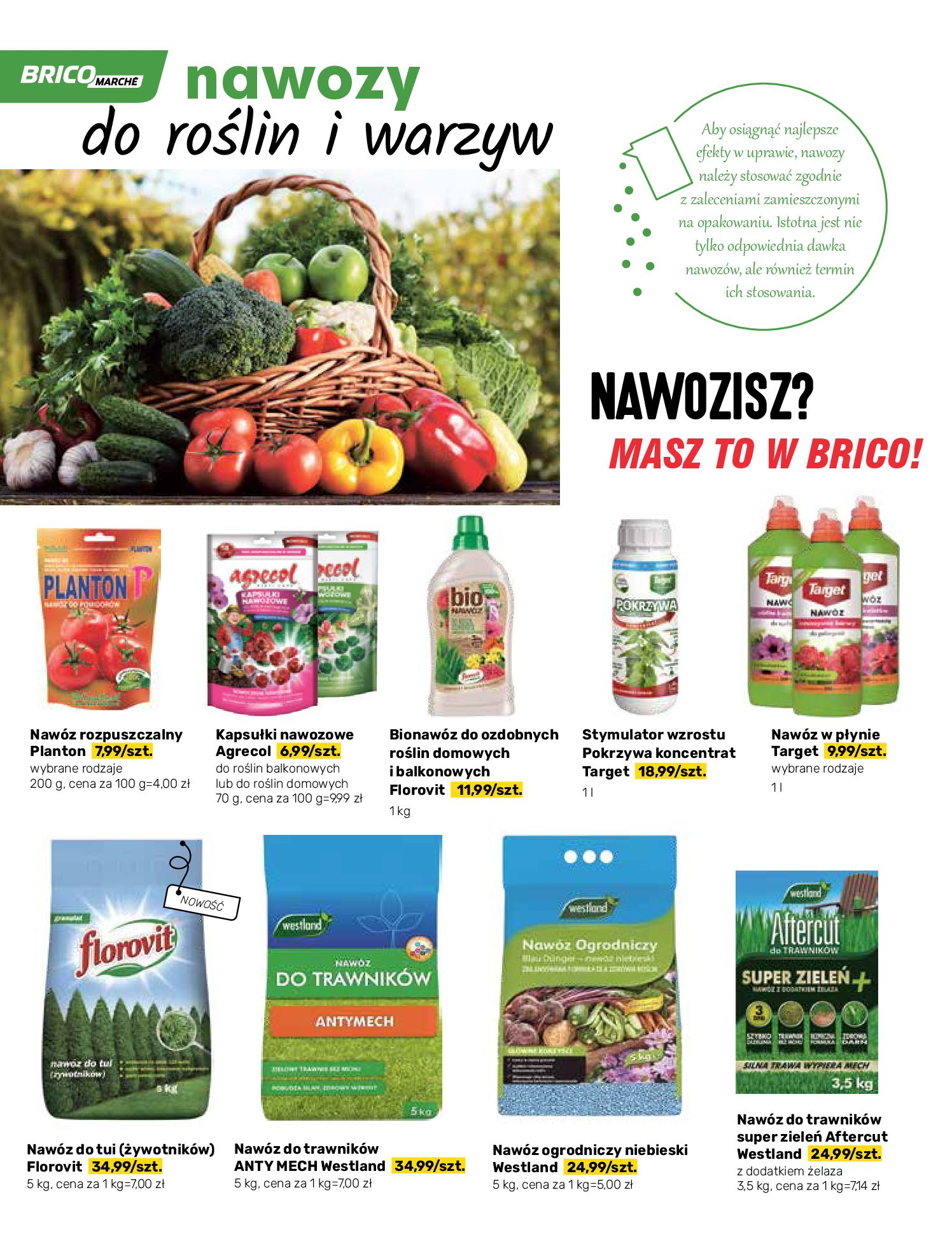 Gazetka Bricomarche: Katalog wiosna 2021-03-31 page-56