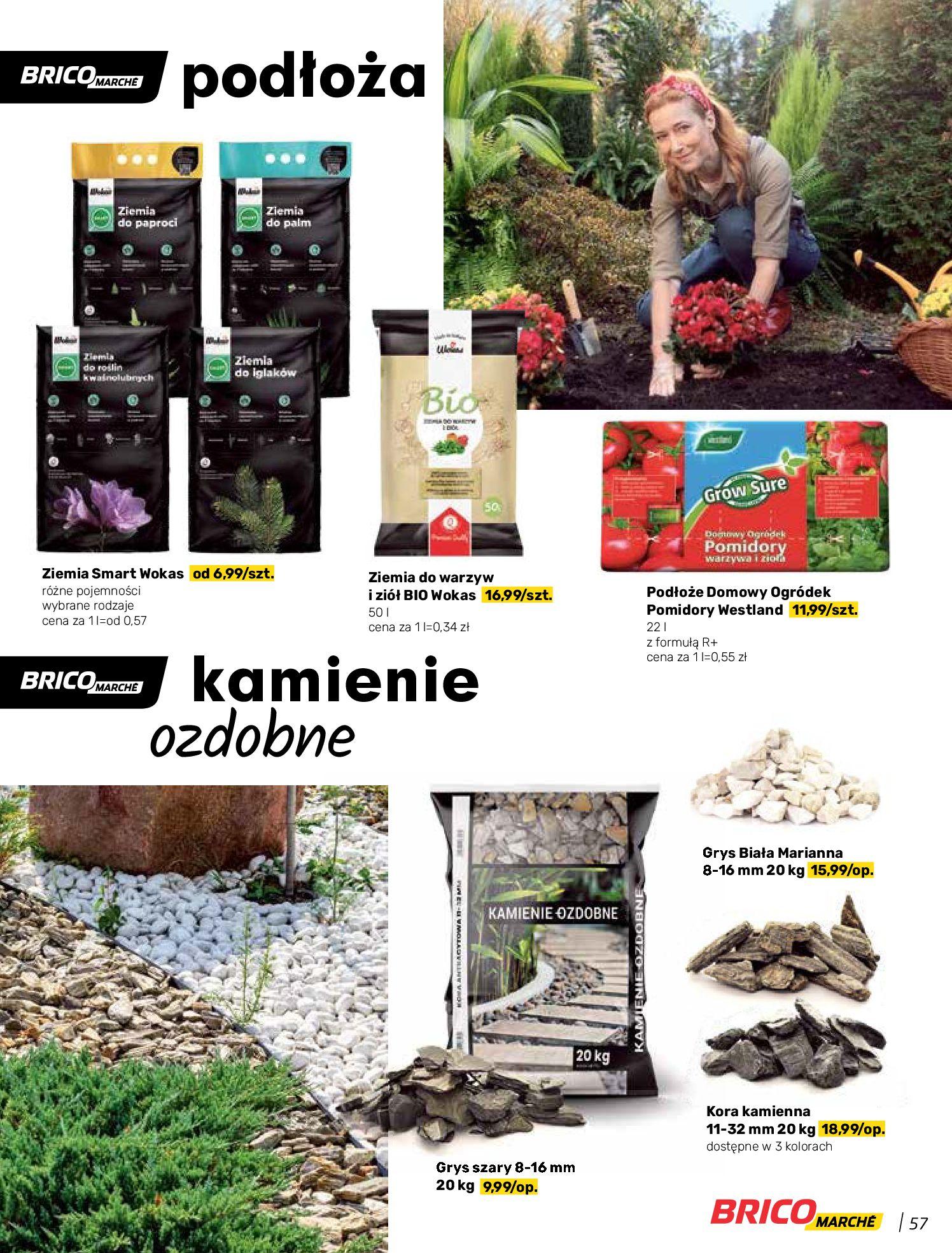 Gazetka Bricomarche: Katalog wiosna 2021-03-31 page-57