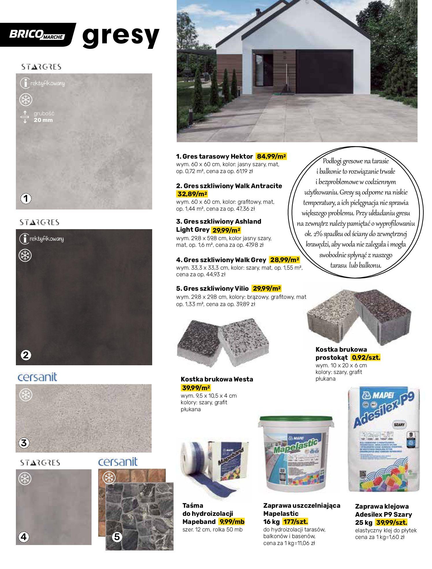 Gazetka Bricomarche: Katalog wiosna 2021-03-31 page-68