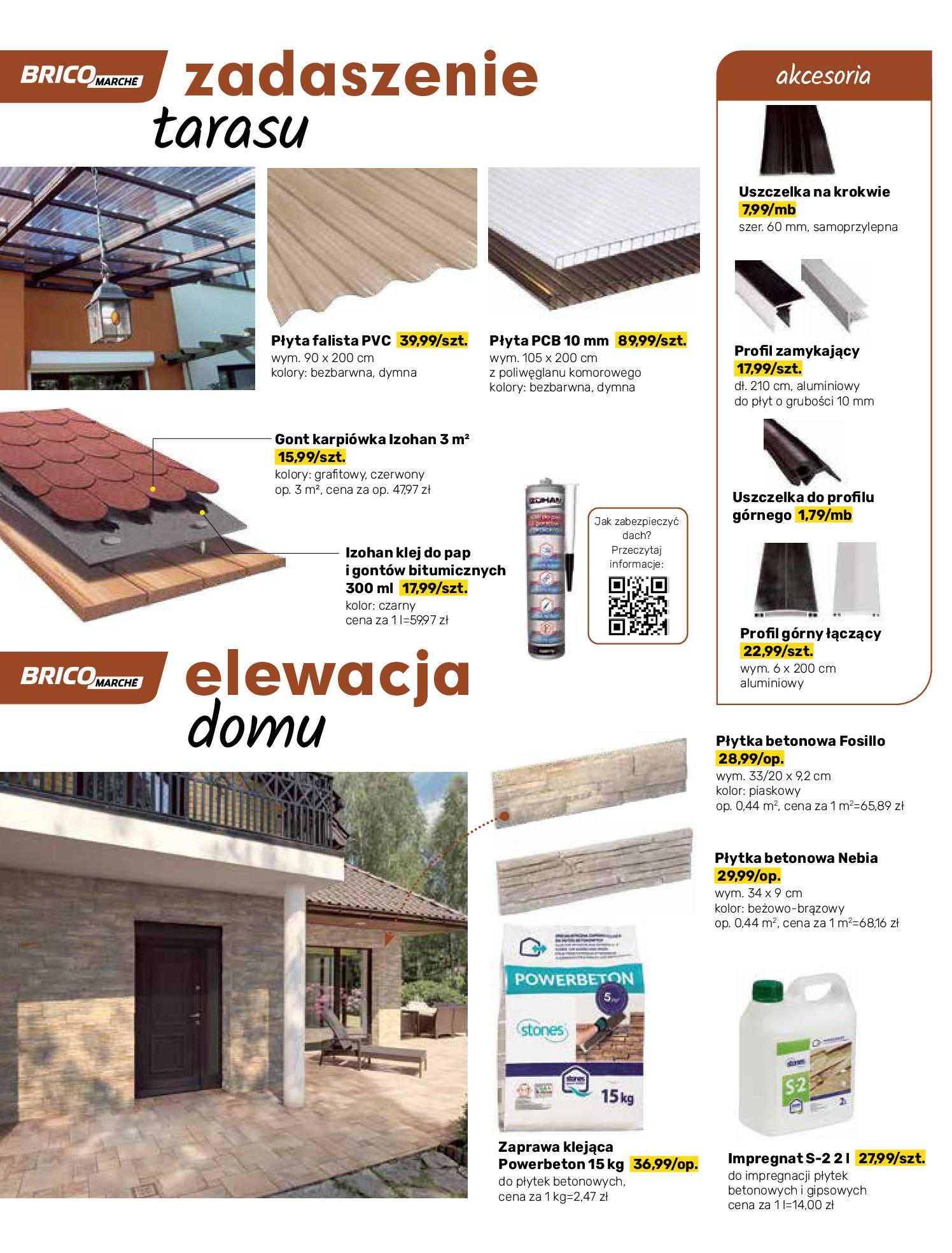 Gazetka Bricomarche: Katalog wiosna 2021-03-31 page-70