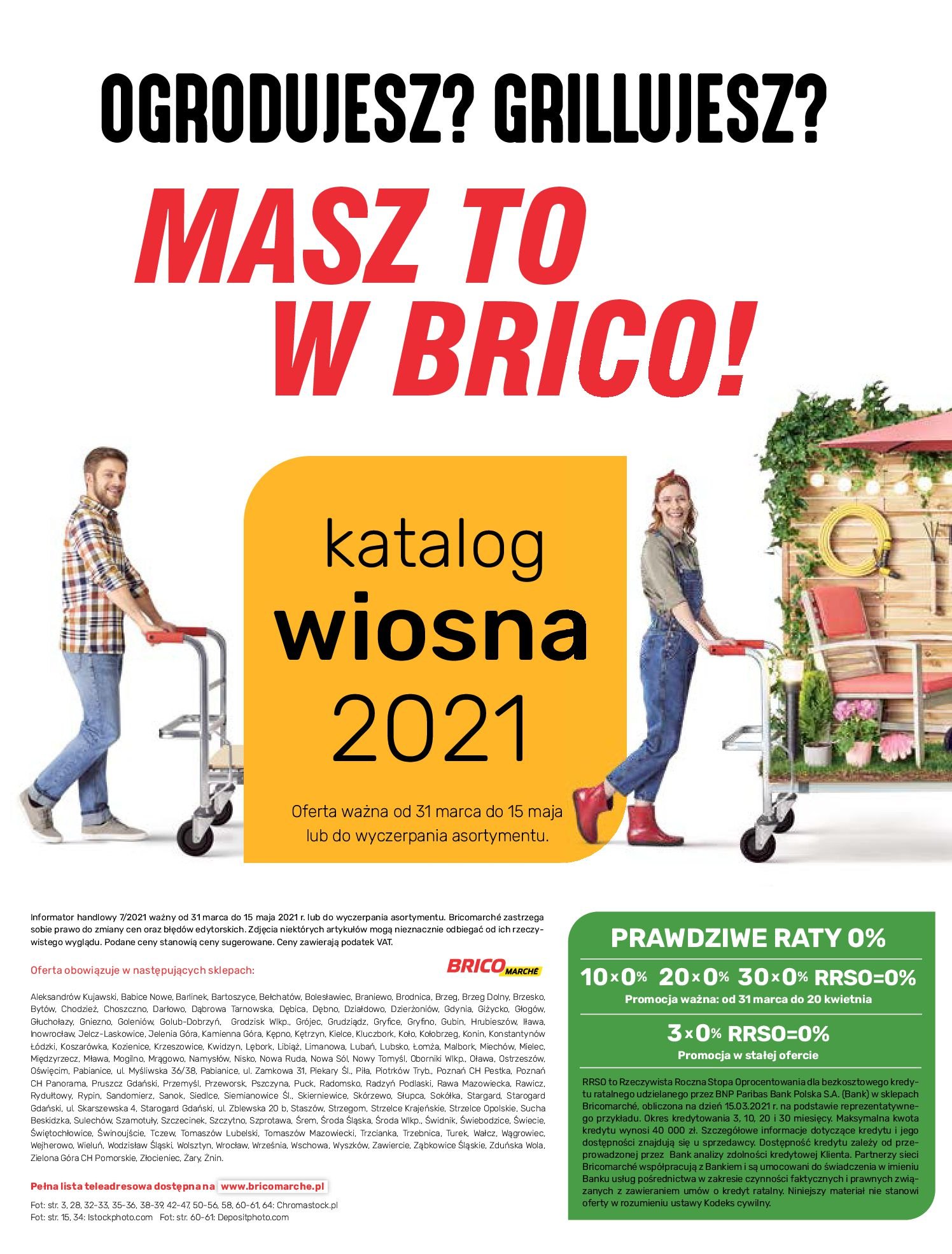 Gazetka Bricomarche: Katalog wiosna 2021-03-31 page-76