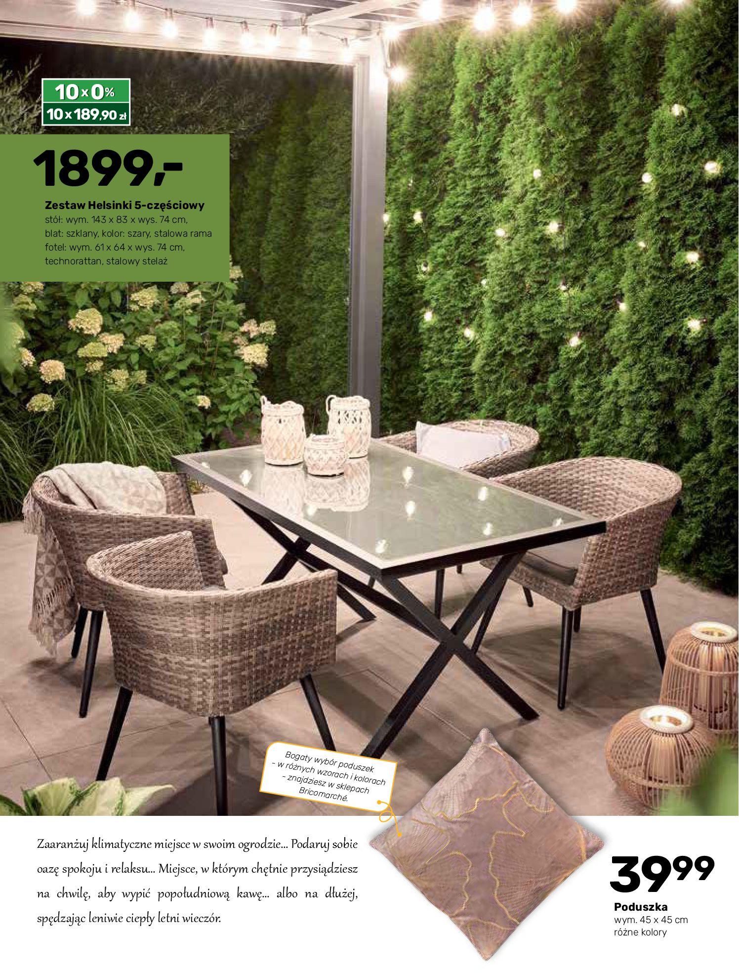 Gazetka Bricomarche: Katalog wiosna 2021-03-31 page-10