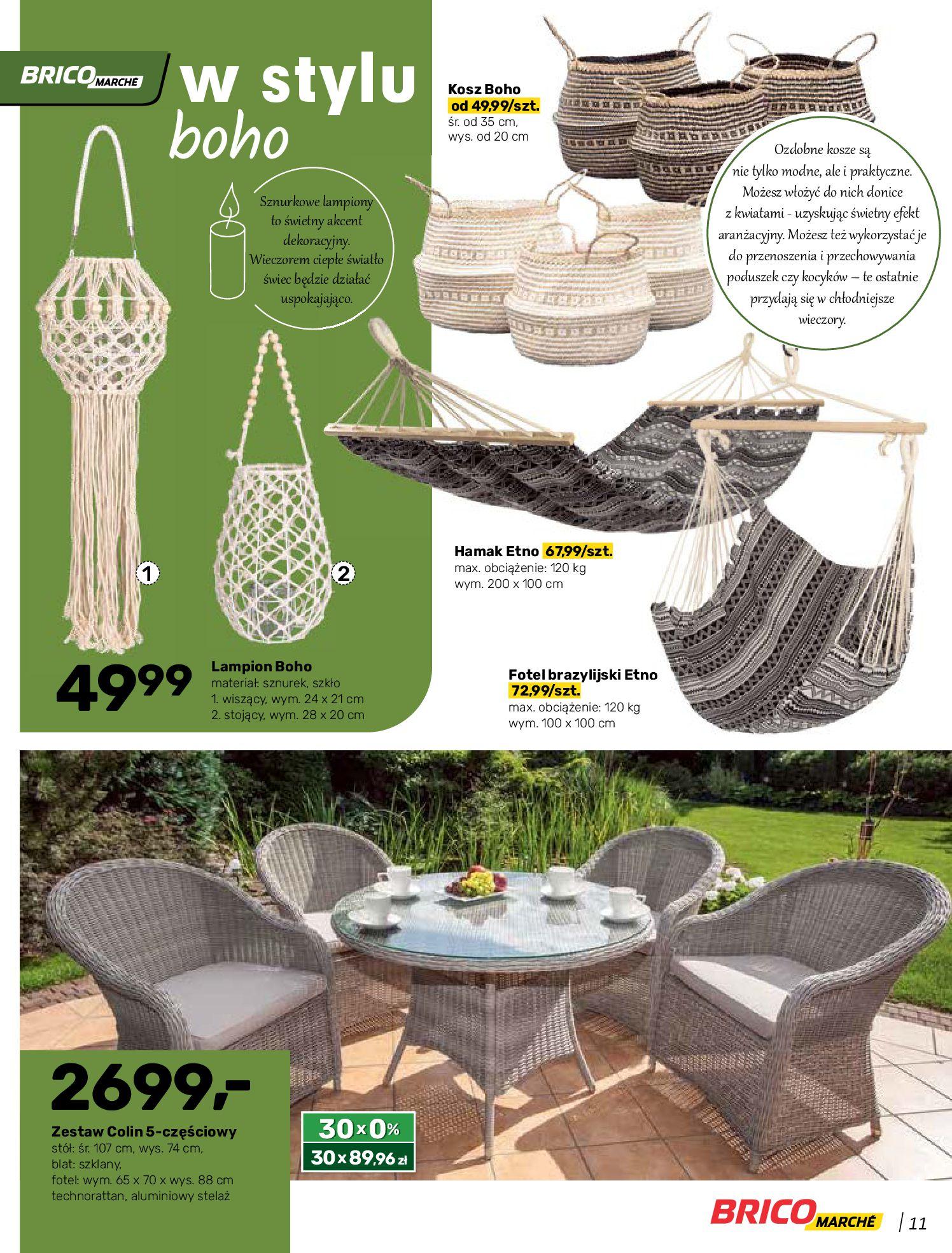 Gazetka Bricomarche: Katalog wiosna 2021-03-31 page-11