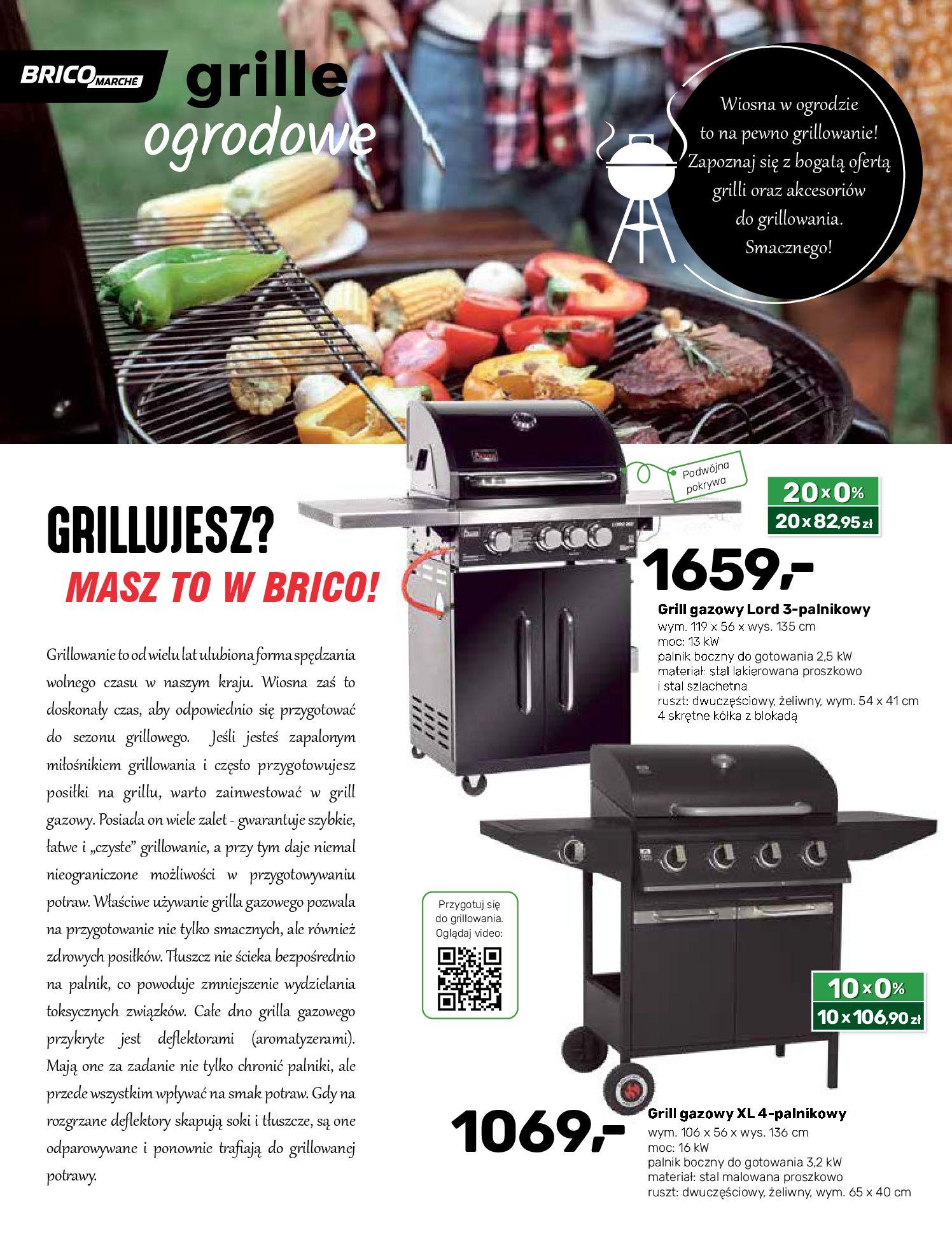 Gazetka Bricomarche: Katalog wiosna 2021-03-31 page-28