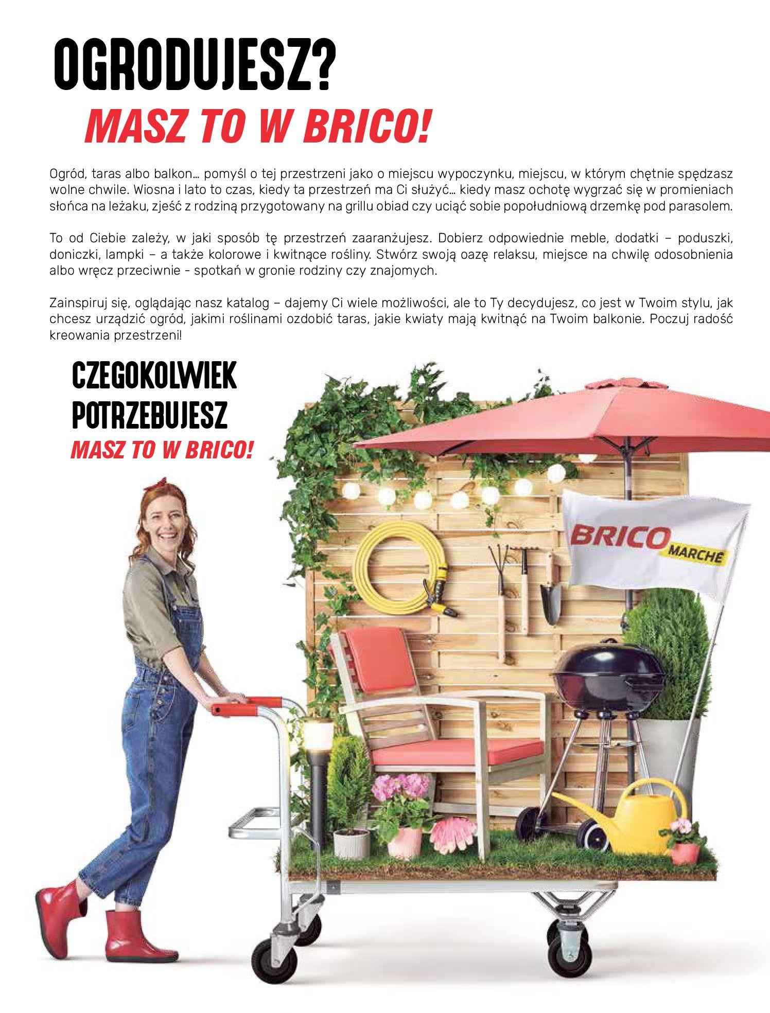 Gazetka Bricomarche: Katalog wiosna 2021-03-31 page-4