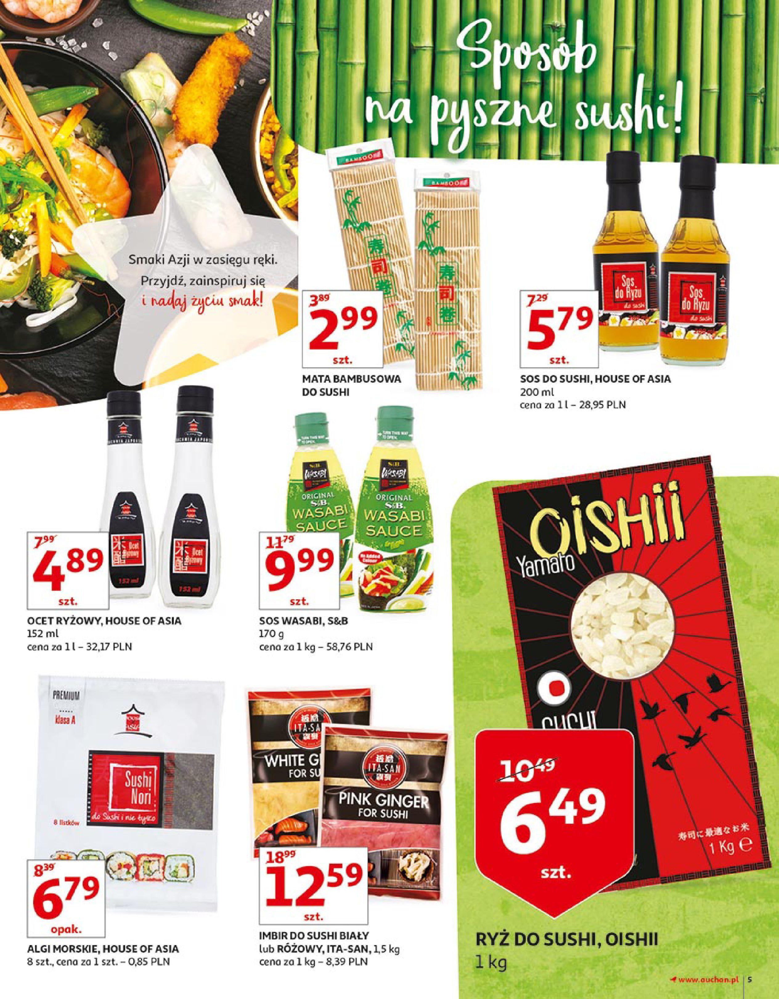 Gazetka Auchan - Zbijamy ceny zawodowo!-14.02.2018-22.02.2018-page-5