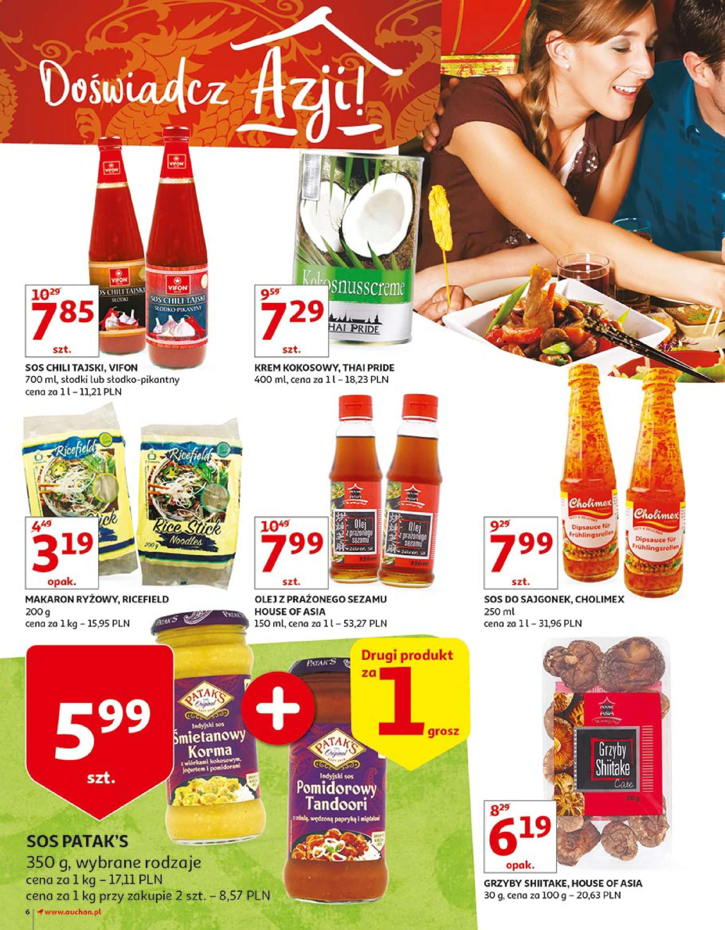 Gazetka Auchan - Zbijamy ceny zawodowo!-14.02.2018-22.02.2018-page-6