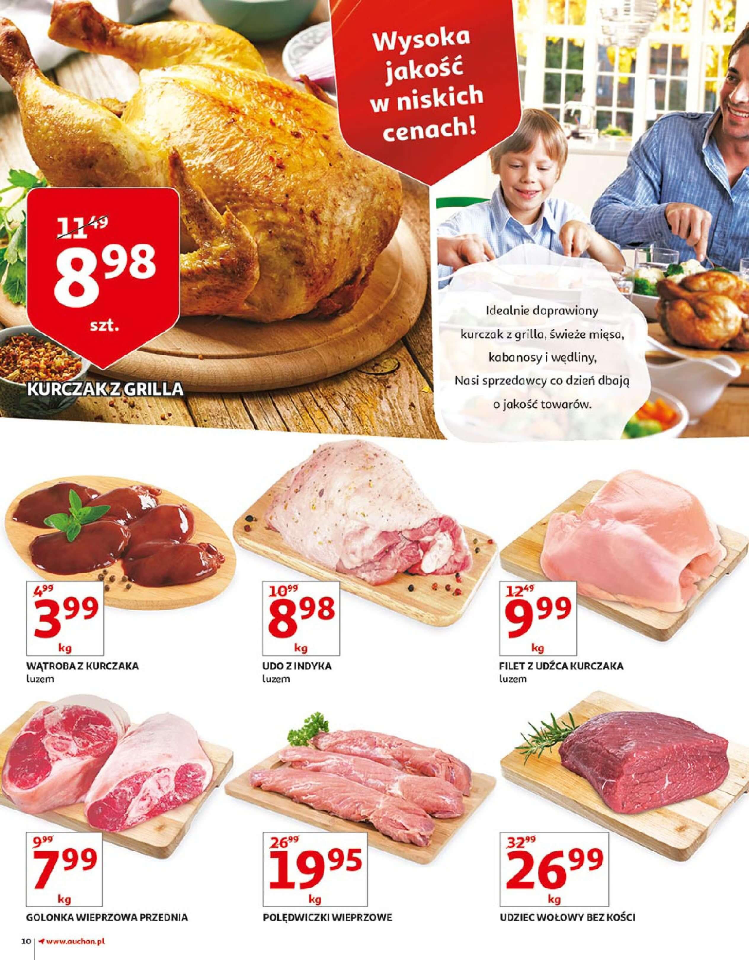 Gazetka Auchan - Zbijamy ceny zawodowo!-14.02.2018-22.02.2018-page-10
