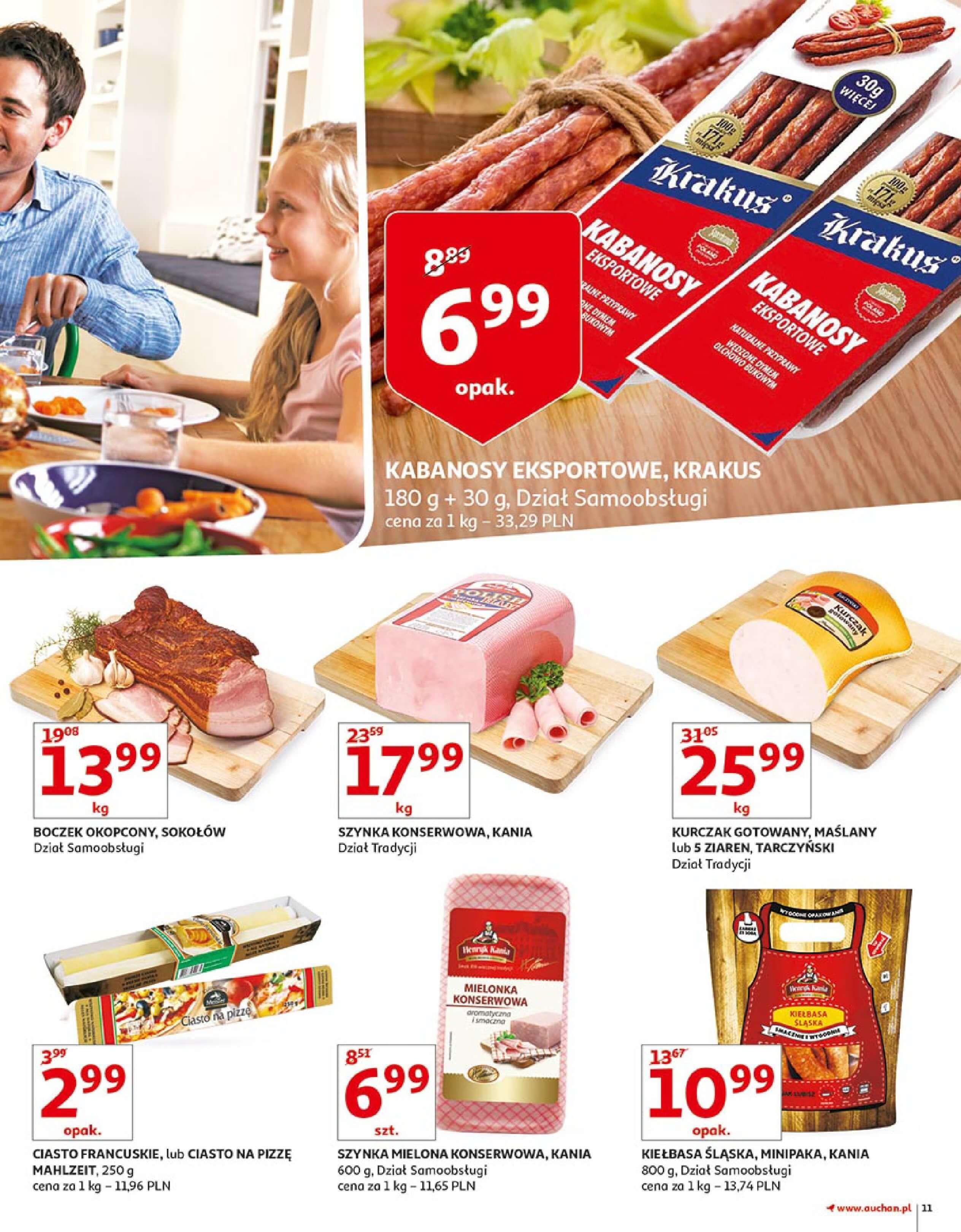 Gazetka Auchan - Zbijamy ceny zawodowo!-14.02.2018-22.02.2018-page-11