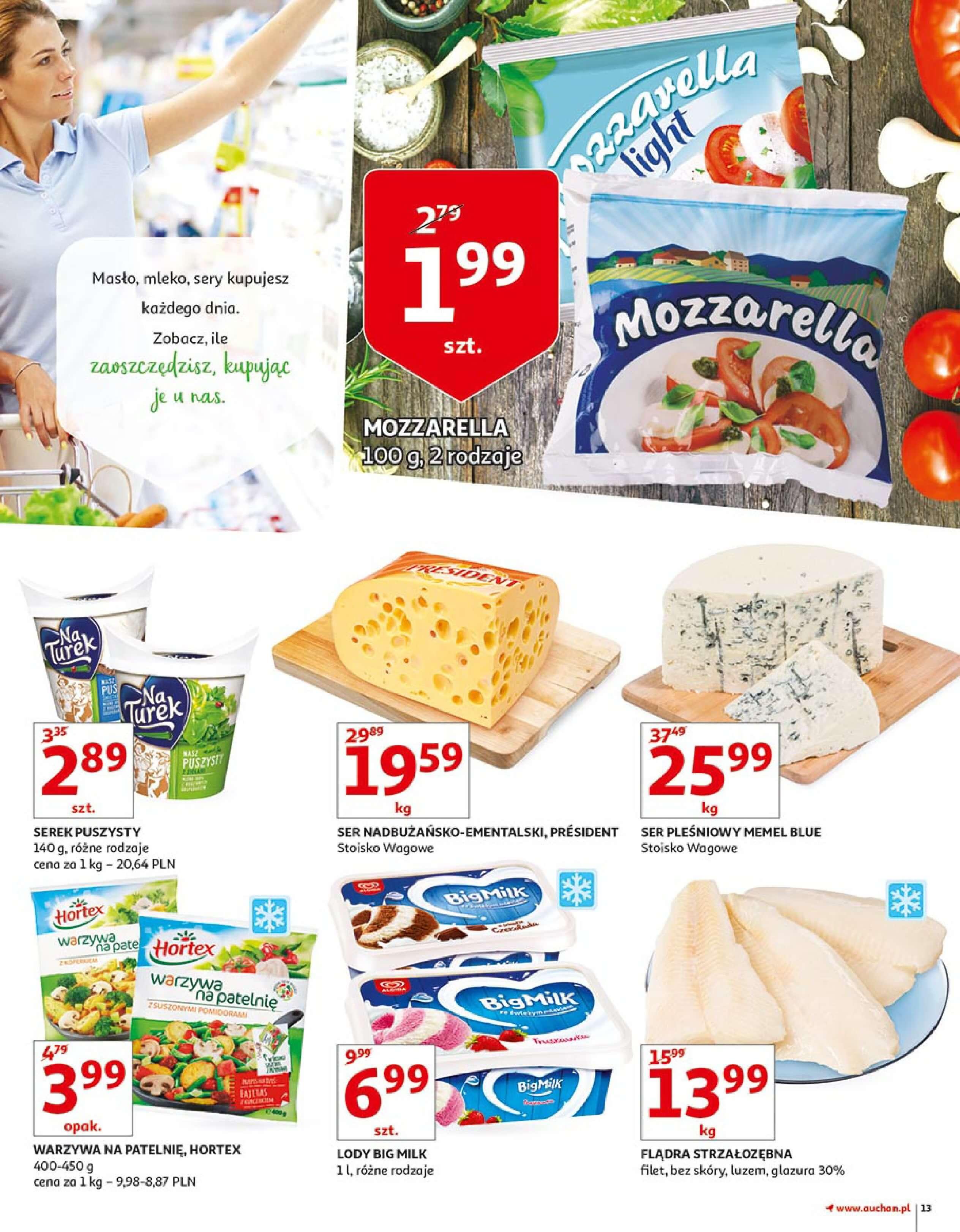 Gazetka Auchan - Zbijamy ceny zawodowo!-14.02.2018-22.02.2018-page-13