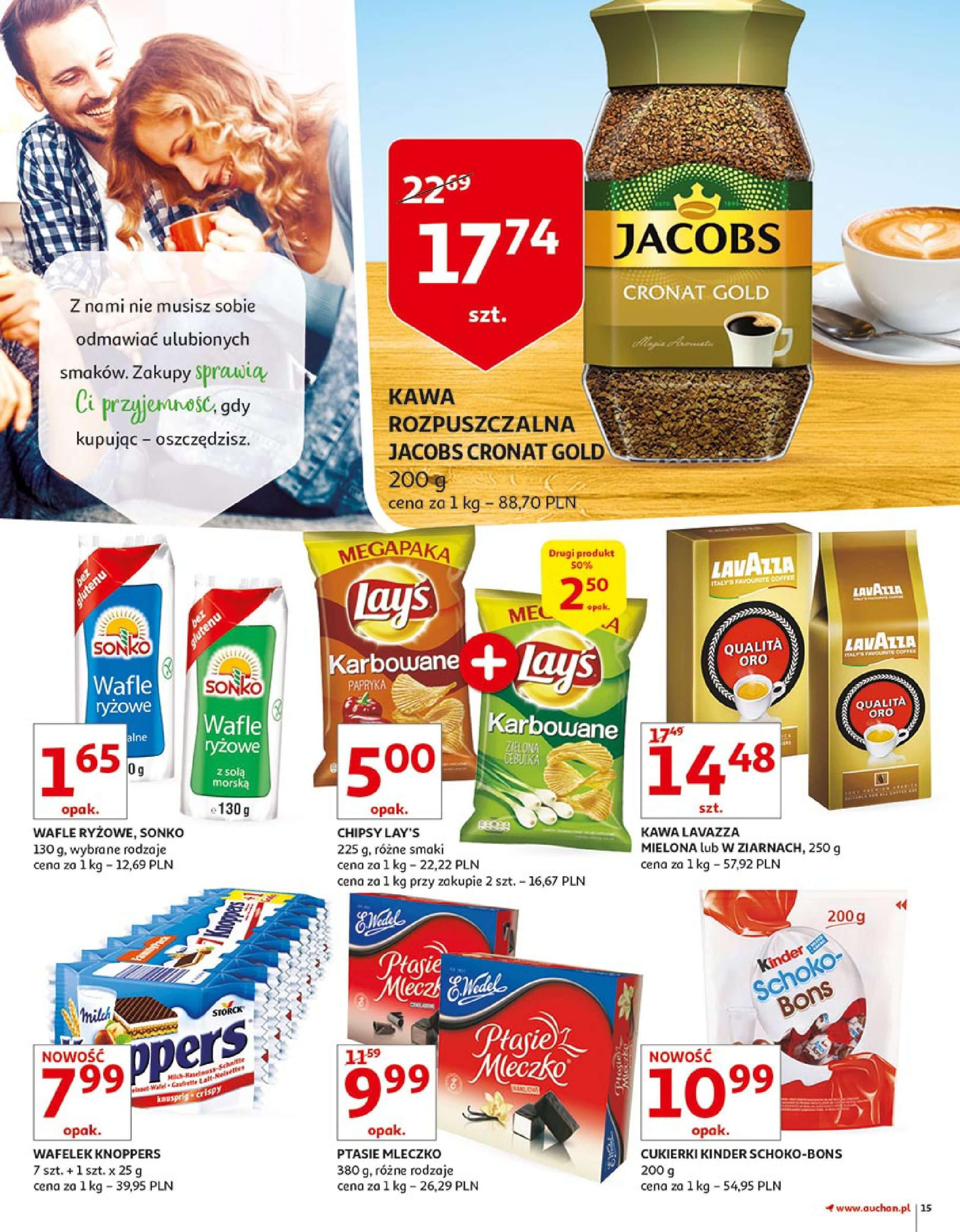 Gazetka Auchan - Zbijamy ceny zawodowo!-14.02.2018-22.02.2018-page-15