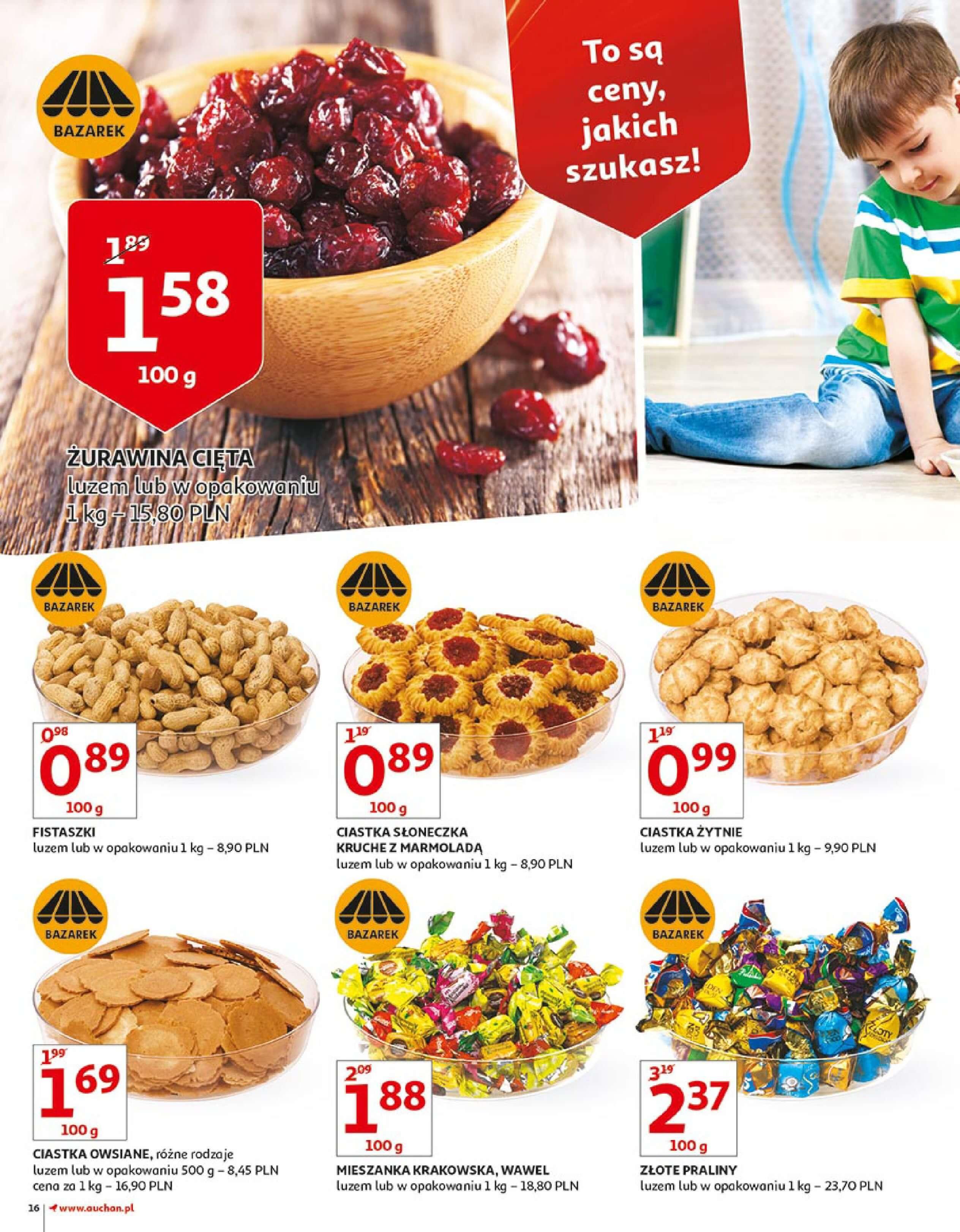 Gazetka Auchan - Zbijamy ceny zawodowo!-14.02.2018-22.02.2018-page-16