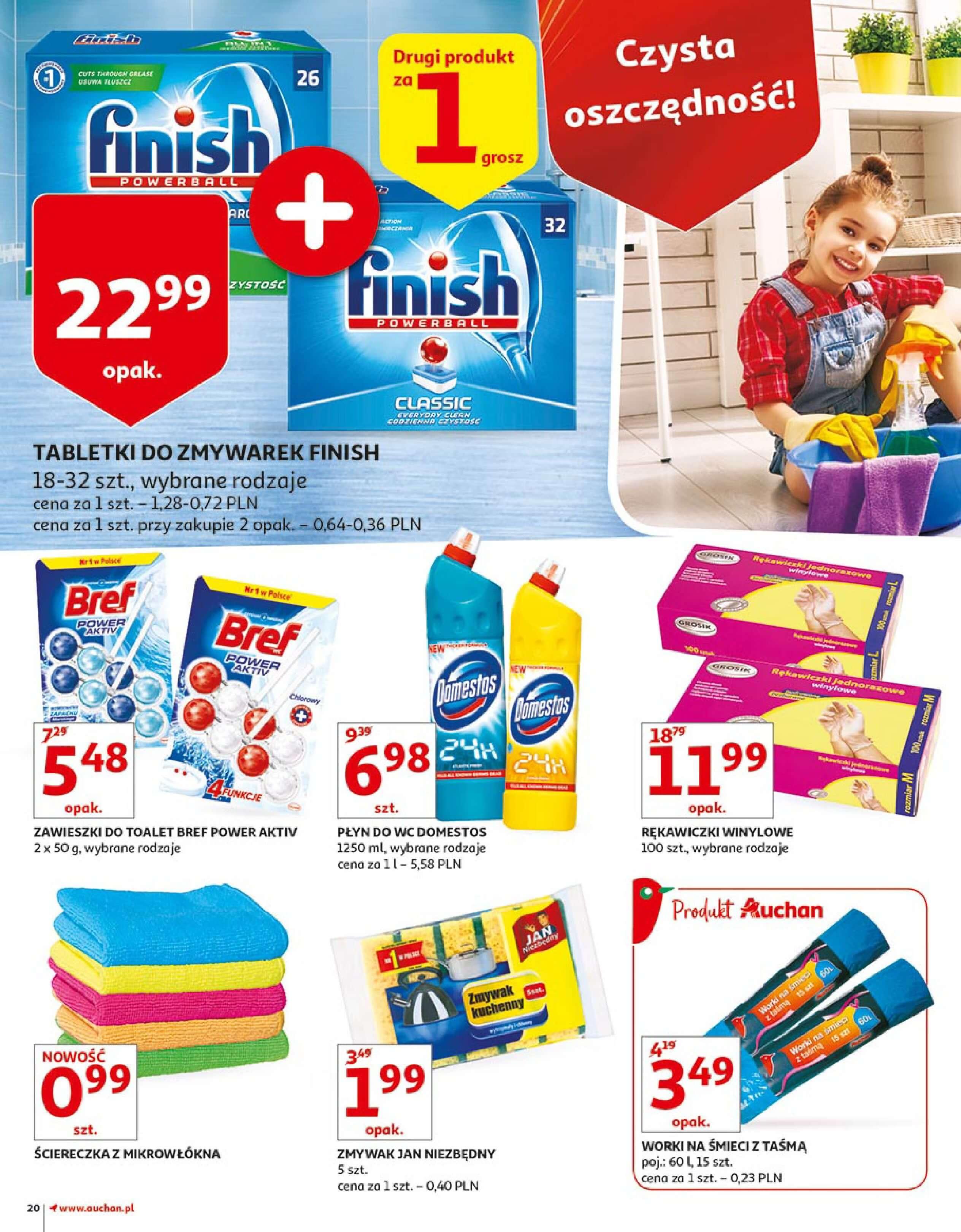 Gazetka Auchan - Zbijamy ceny zawodowo!-14.02.2018-22.02.2018-page-20