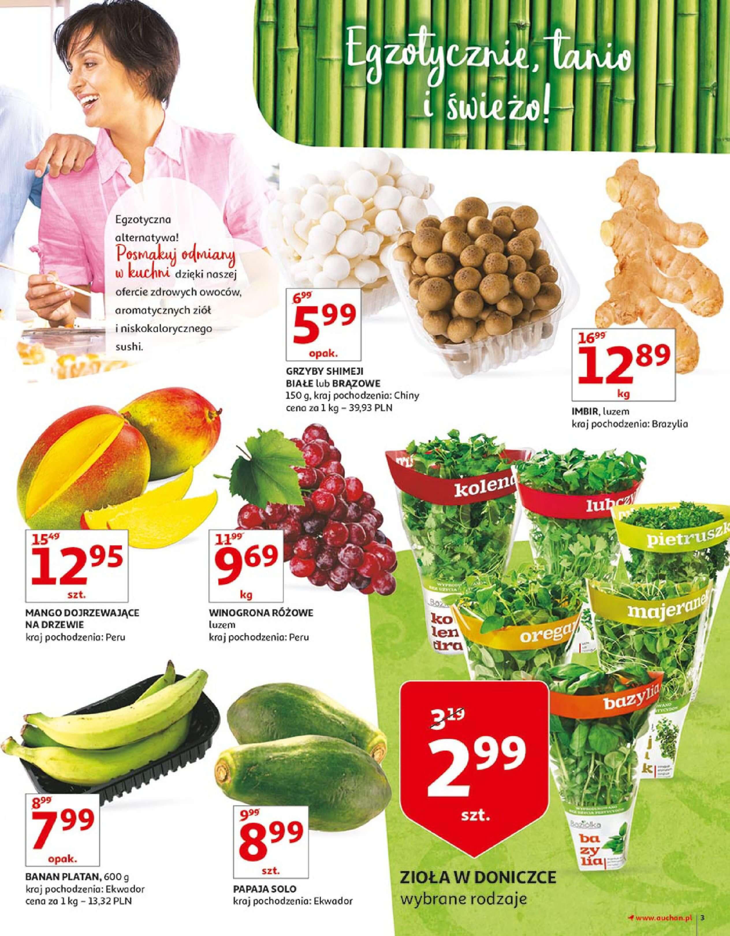 Gazetka Auchan - Zbijamy ceny zawodowo!-14.02.2018-22.02.2018-page-3