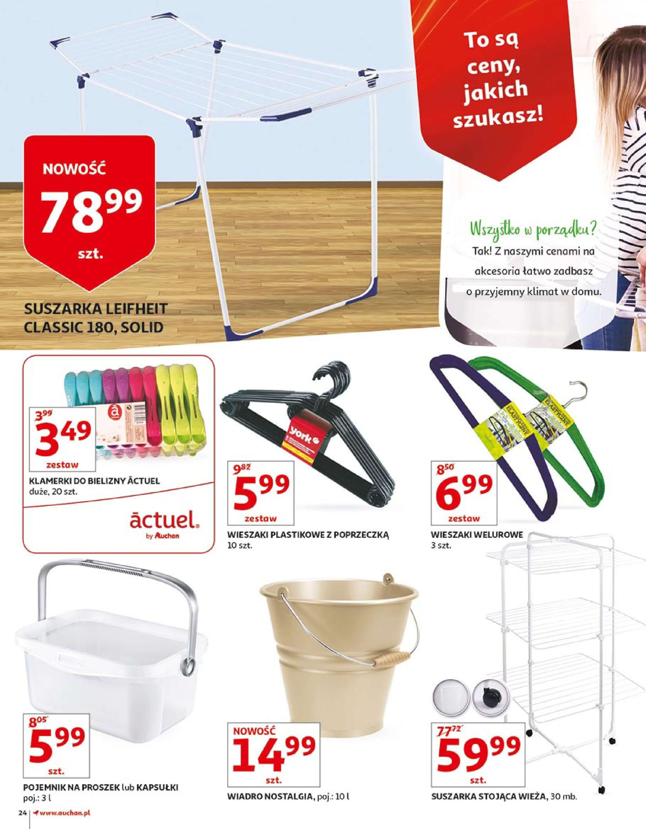 Gazetka Auchan - Zbijamy ceny zawodowo!-14.02.2018-22.02.2018-page-24