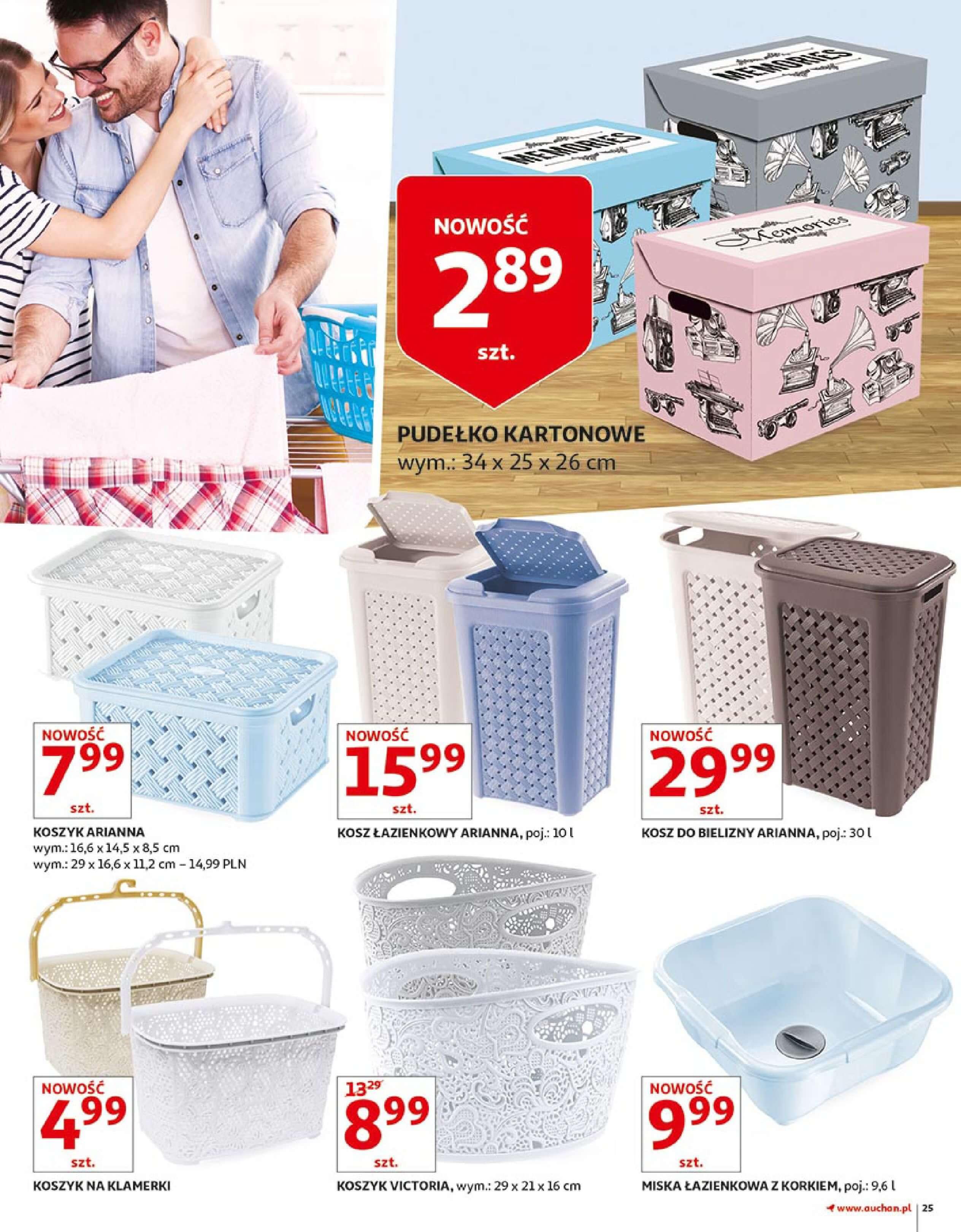 Gazetka Auchan - Zbijamy ceny zawodowo!-14.02.2018-22.02.2018-page-25