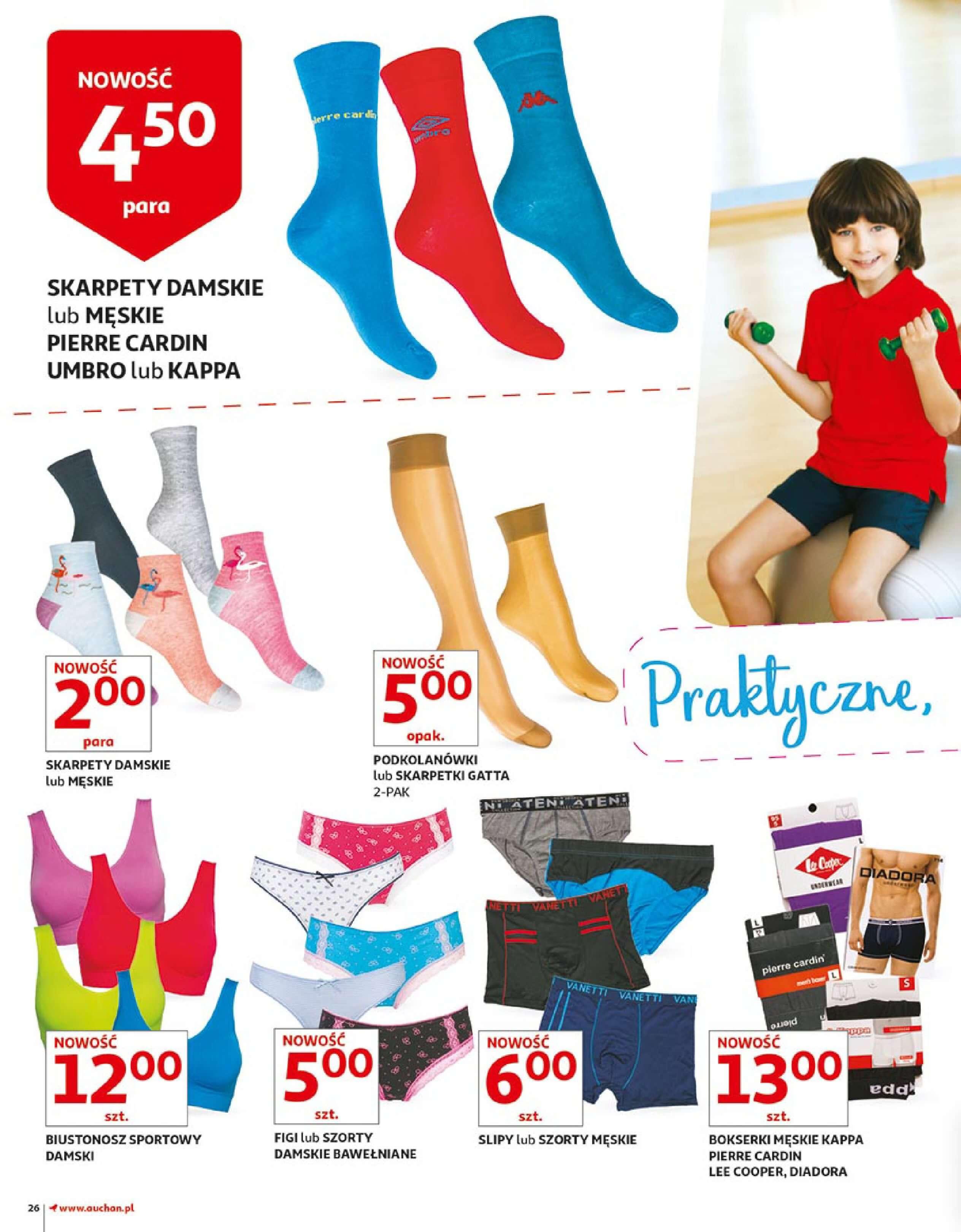 Gazetka Auchan - Zbijamy ceny zawodowo!-14.02.2018-22.02.2018-page-26