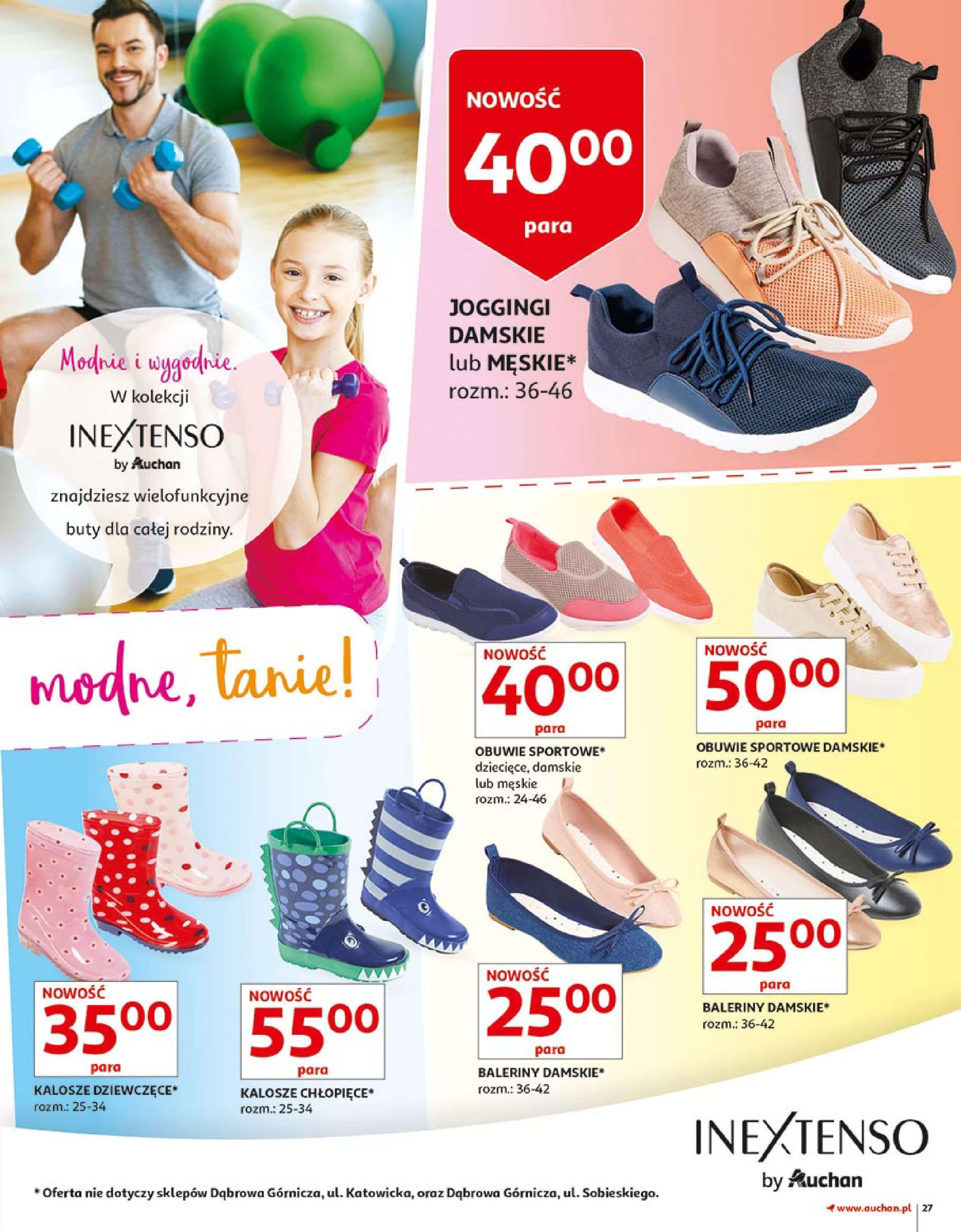 Gazetka Auchan - Zbijamy ceny zawodowo!-14.02.2018-22.02.2018-page-27