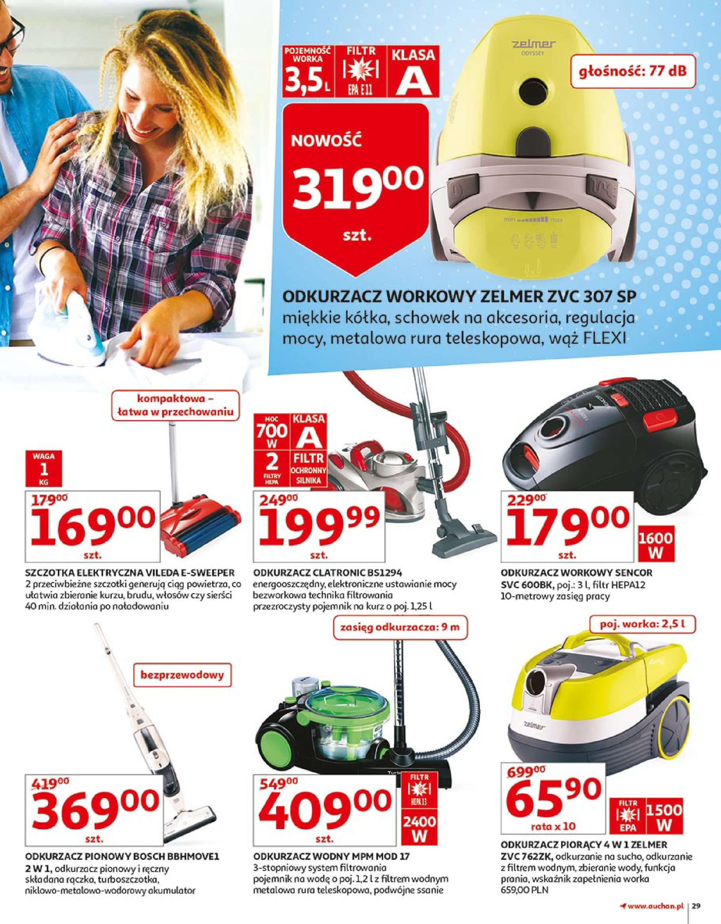 Gazetka Auchan - Zbijamy ceny zawodowo!-14.02.2018-22.02.2018-page-29