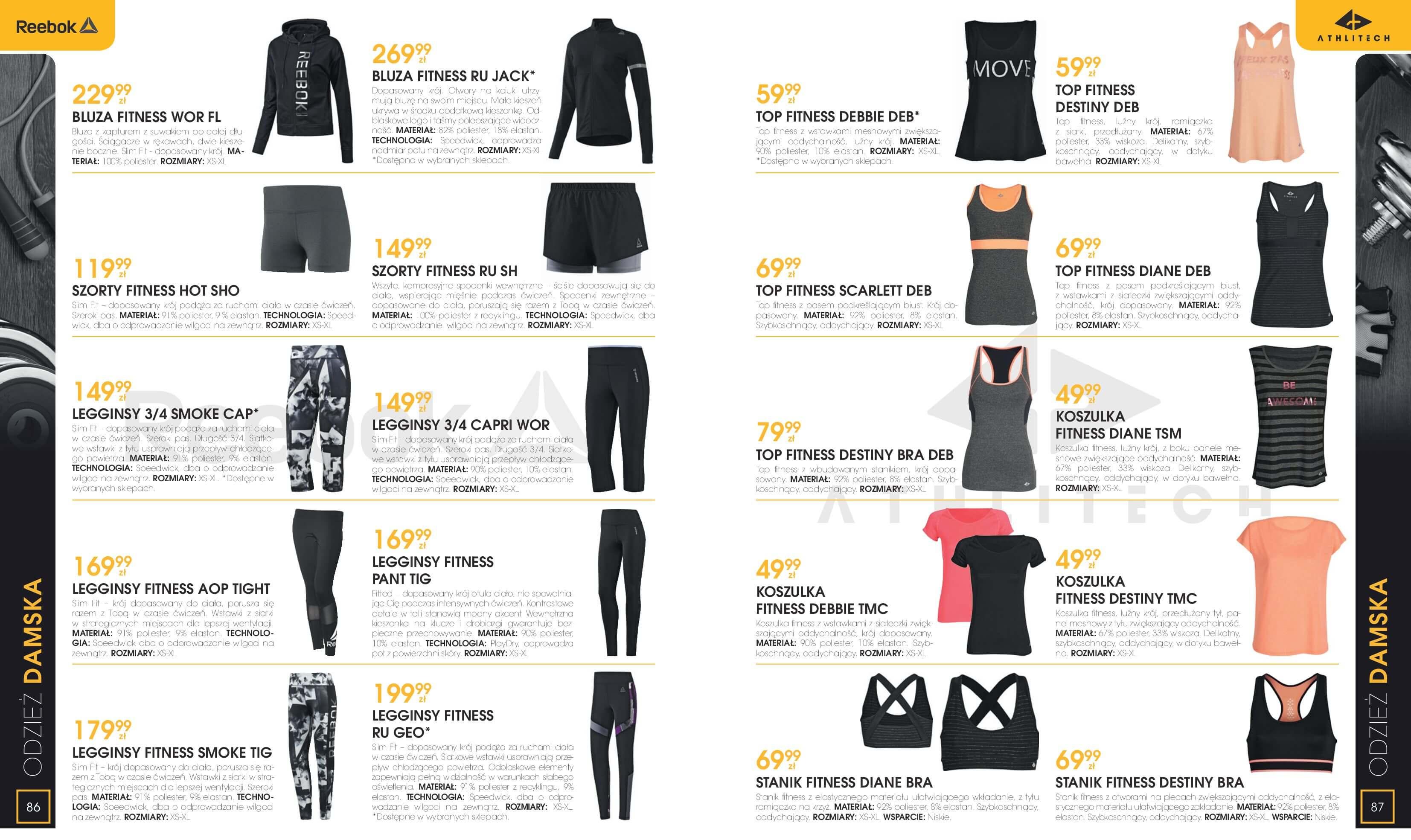 Gazetka Go Sport - Katalog fitness 2017/2018-15.10.2017-31.12.2018-page-