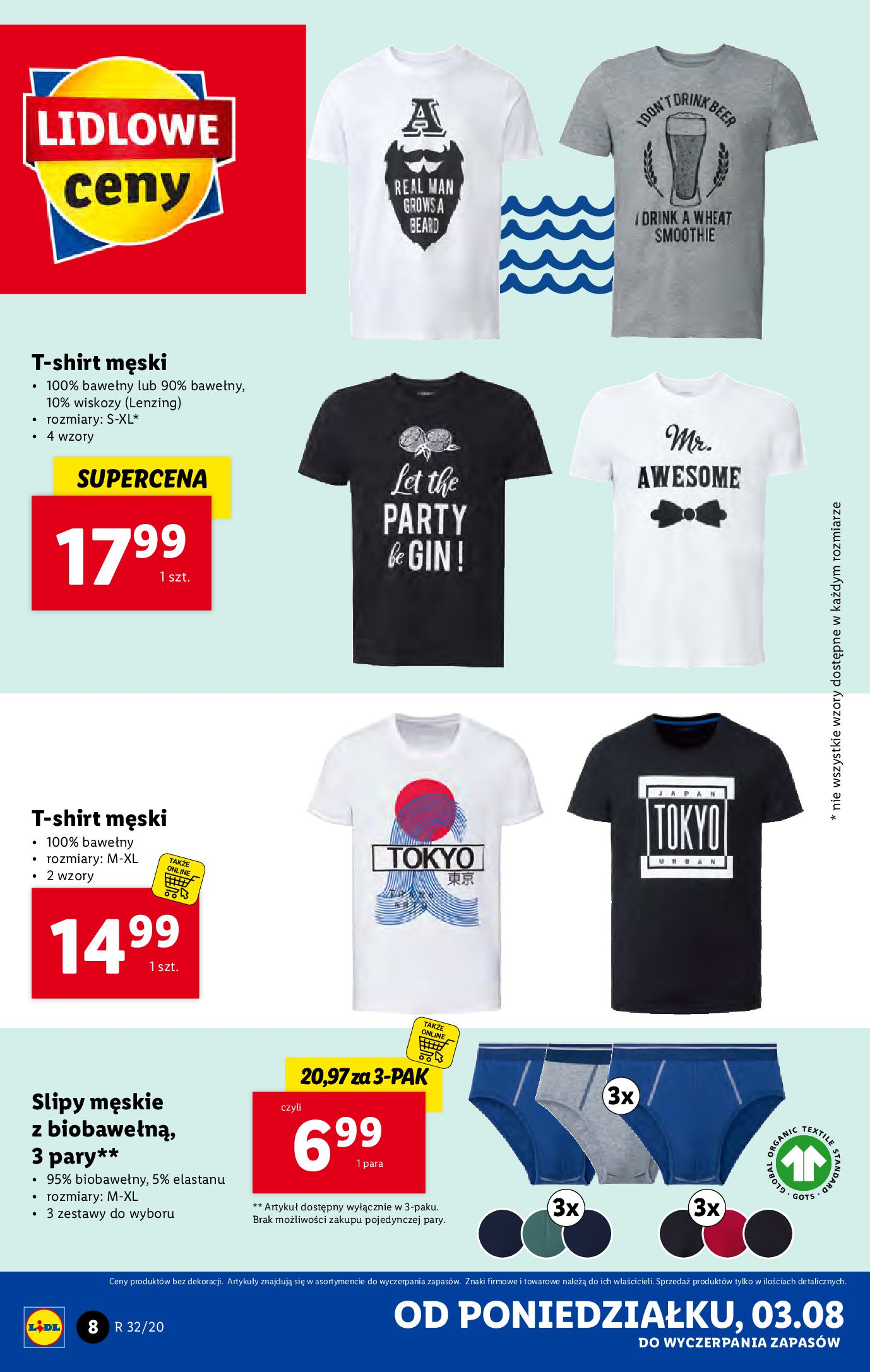 Gazetka Lidl - Katalog od 03.08-02.08.2020-08.08.2020-page-8