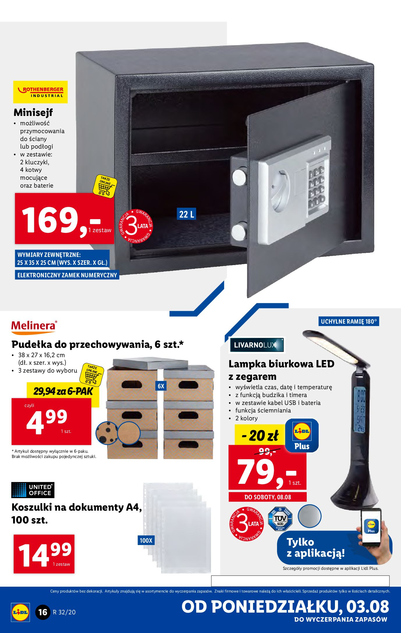Gazetka Lidl - Katalog od 03.08-02.08.2020-08.08.2020-page-16