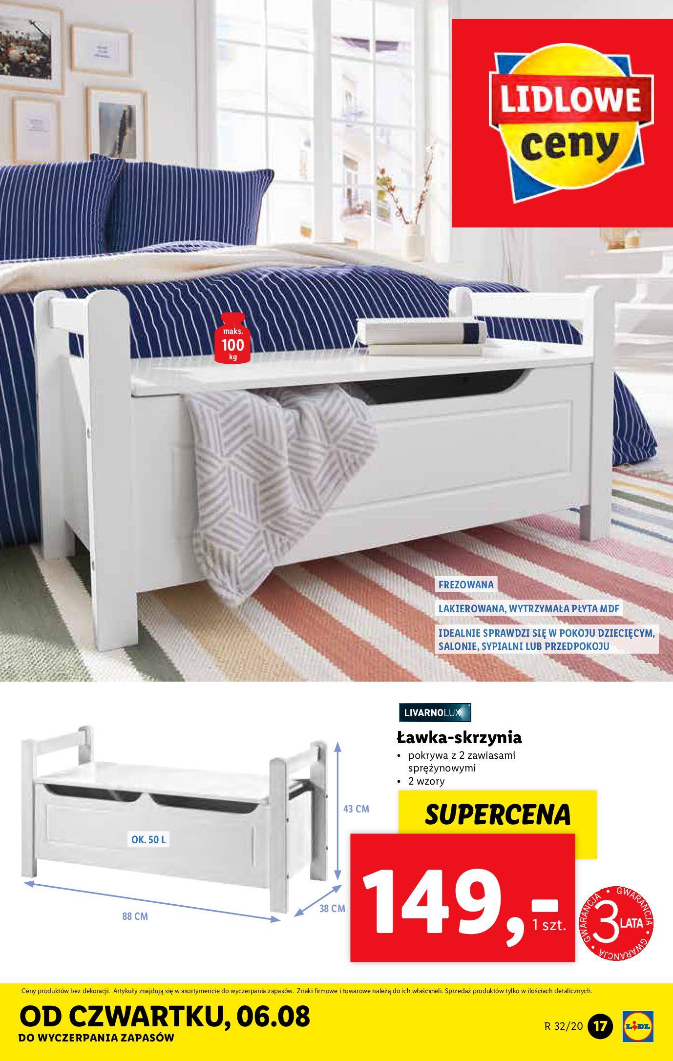 Gazetka Lidl - Katalog od 03.08-02.08.2020-08.08.2020-page-17