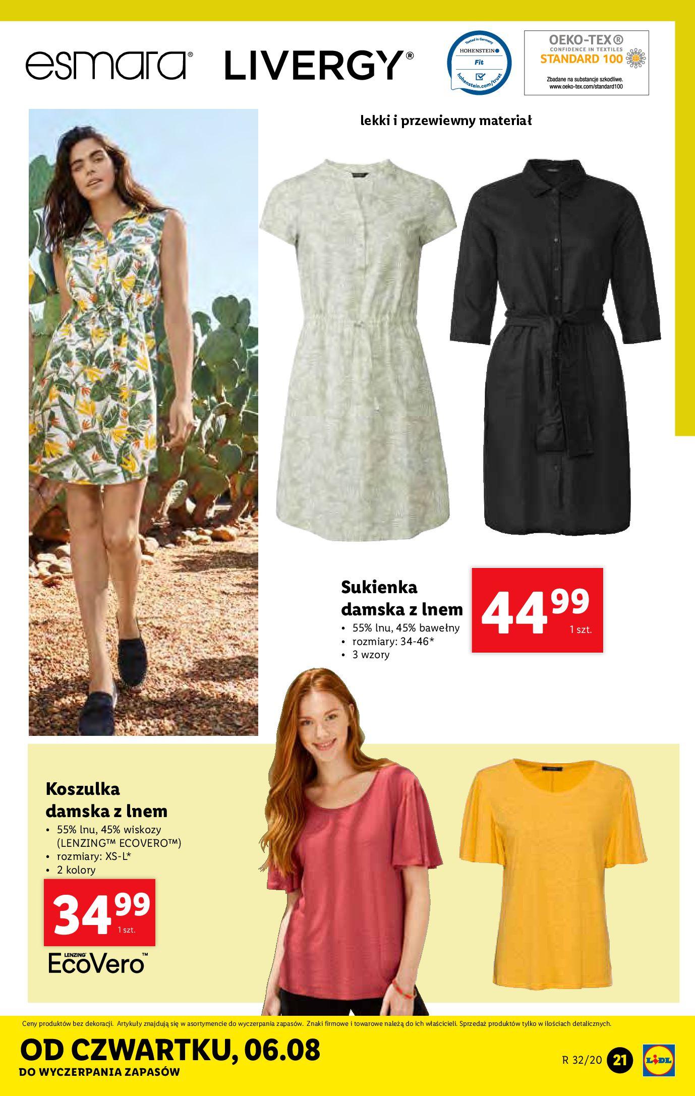 Gazetka Lidl - Katalog od 03.08-02.08.2020-08.08.2020-page-21