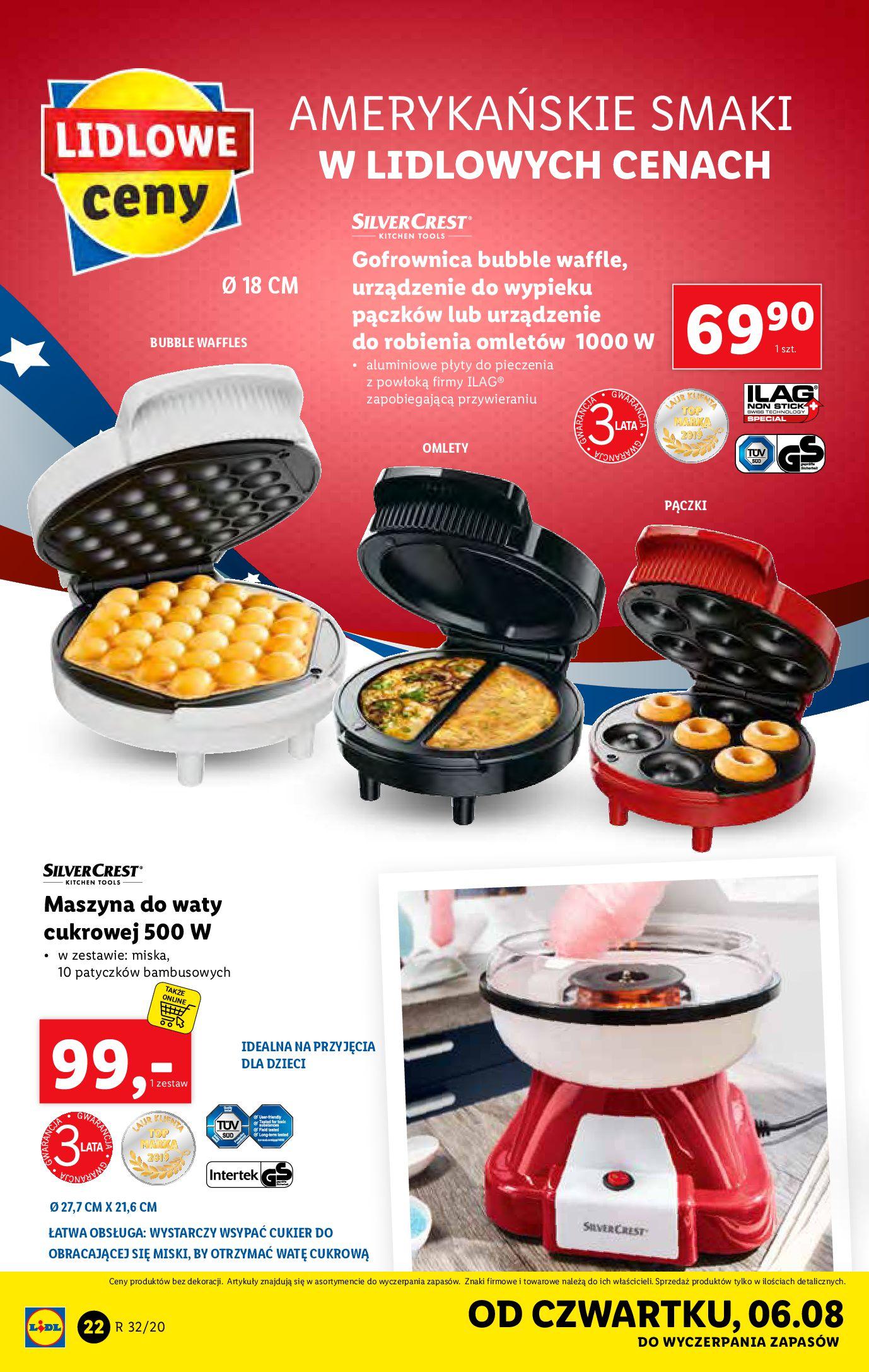 Gazetka Lidl - Katalog od 03.08-02.08.2020-08.08.2020-page-22